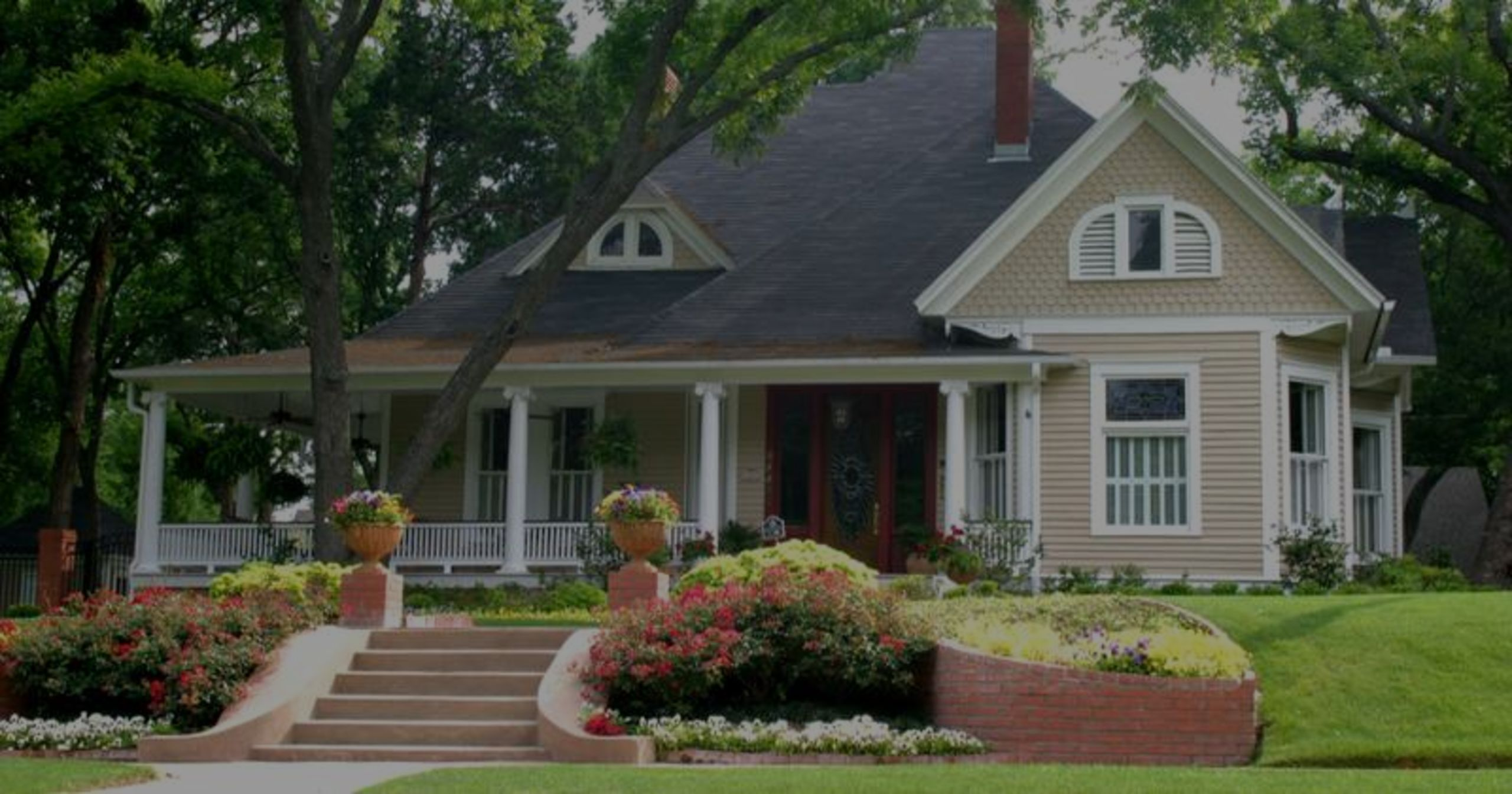 HOW TO UP YOUR CURB APPEAL