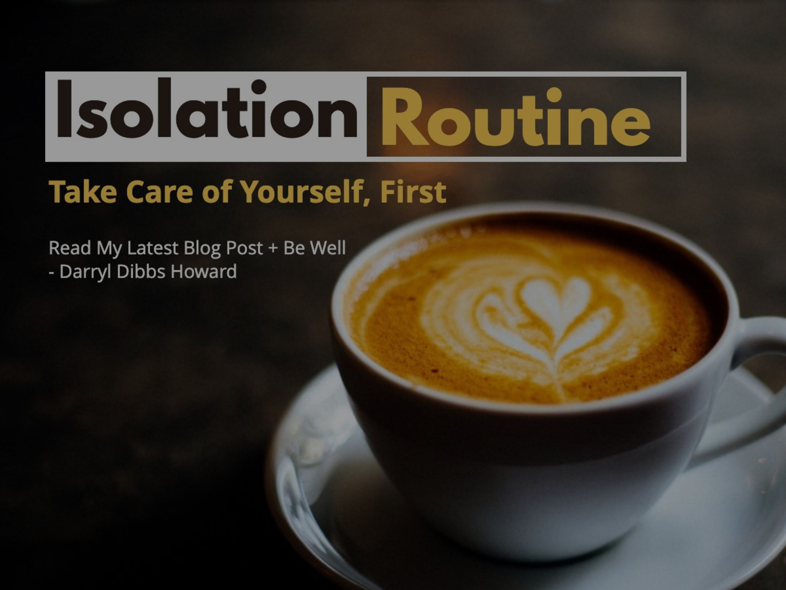 Establishing an Isolation Routine