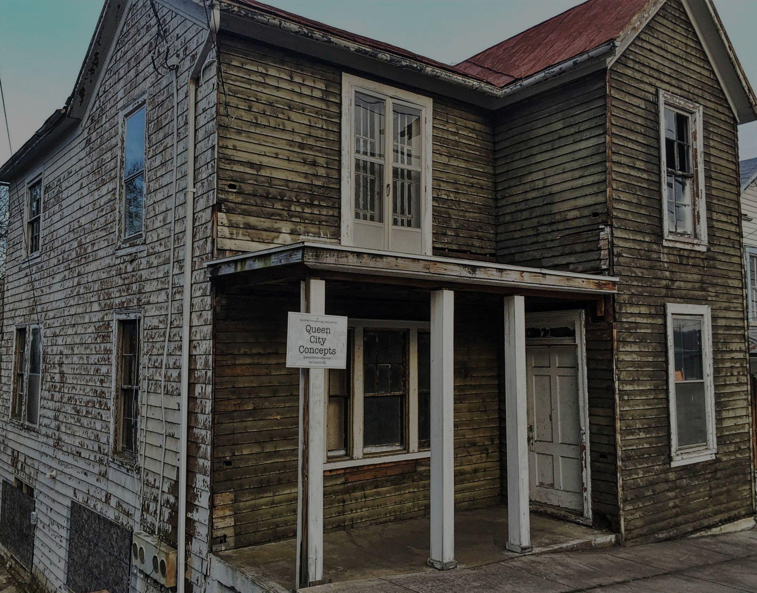 A LOOK BACK! 29 S Coalter St in Historic Gospel Hill, Staunton