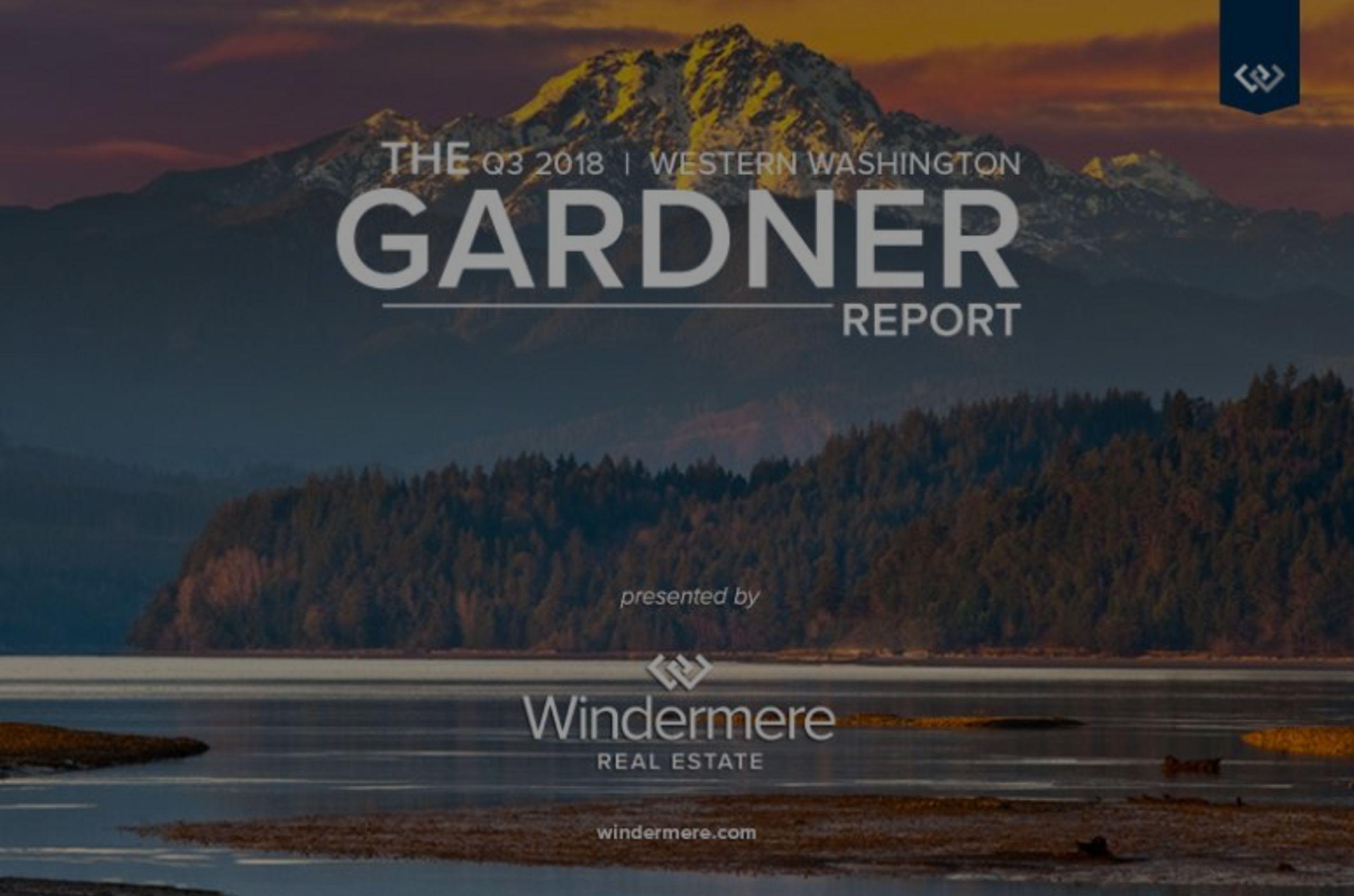 Western Washington Real Estate Market Update Q3