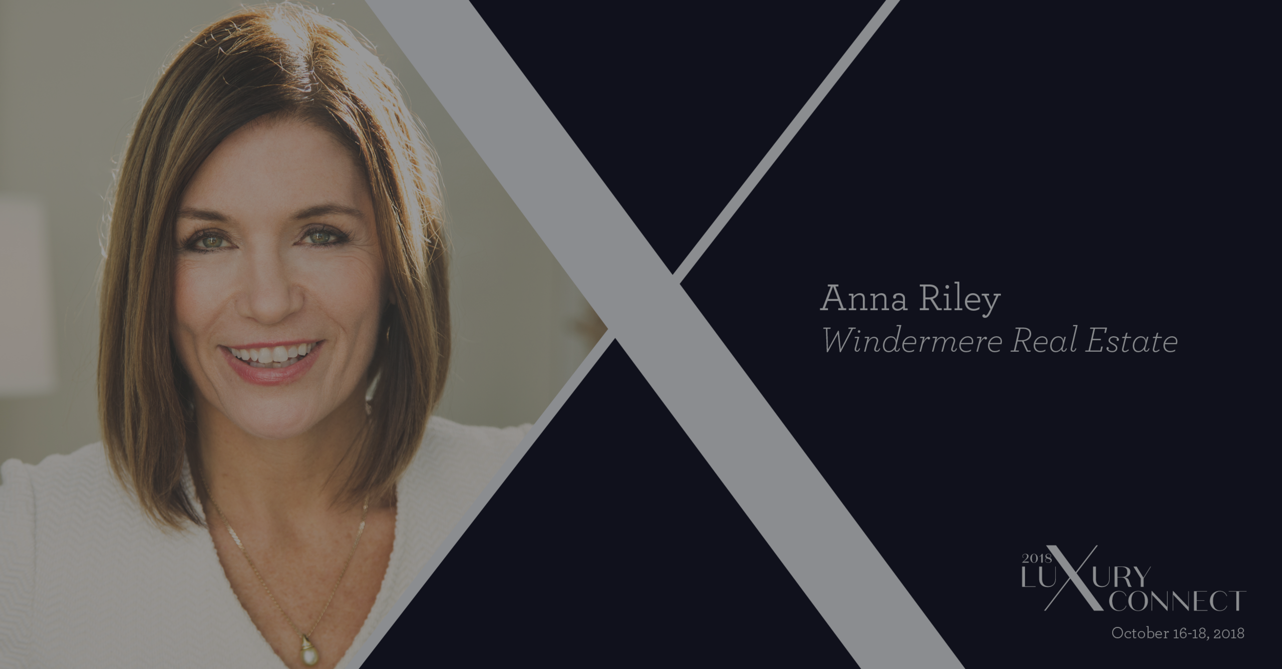 Luxury Connect: Anna Riley on how to better connect with clients