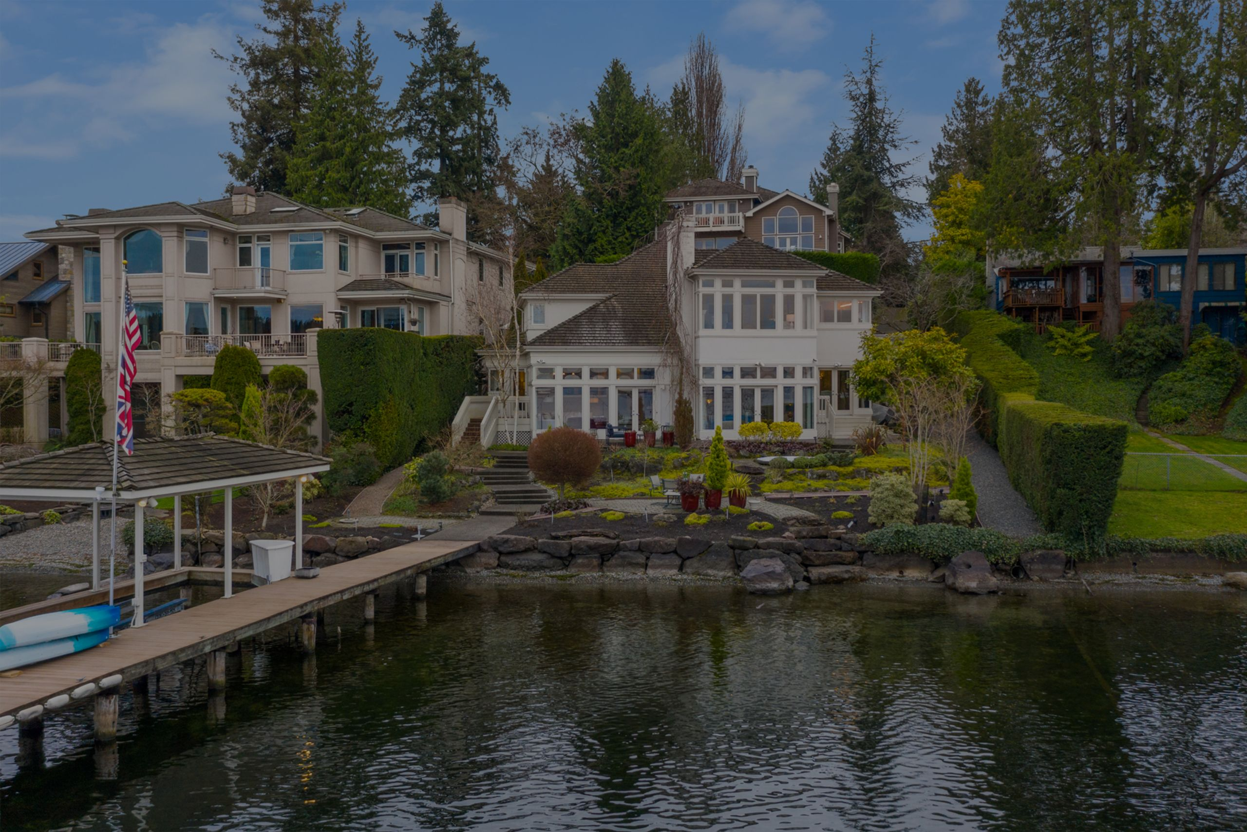 Patti Payne's Cool Pads: Bob Cremin lists Mercer Island waterfront home for $5M