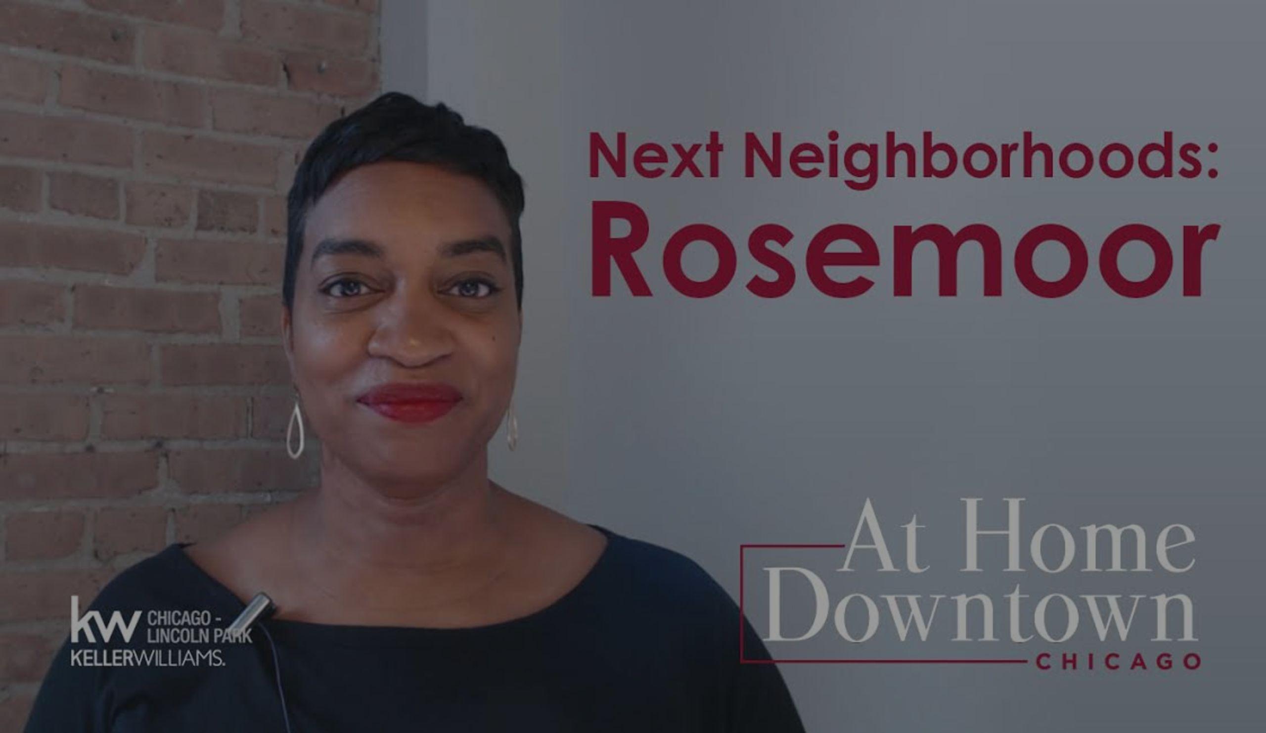 Chicago's Next Hot Neighborhood: Rosemoor