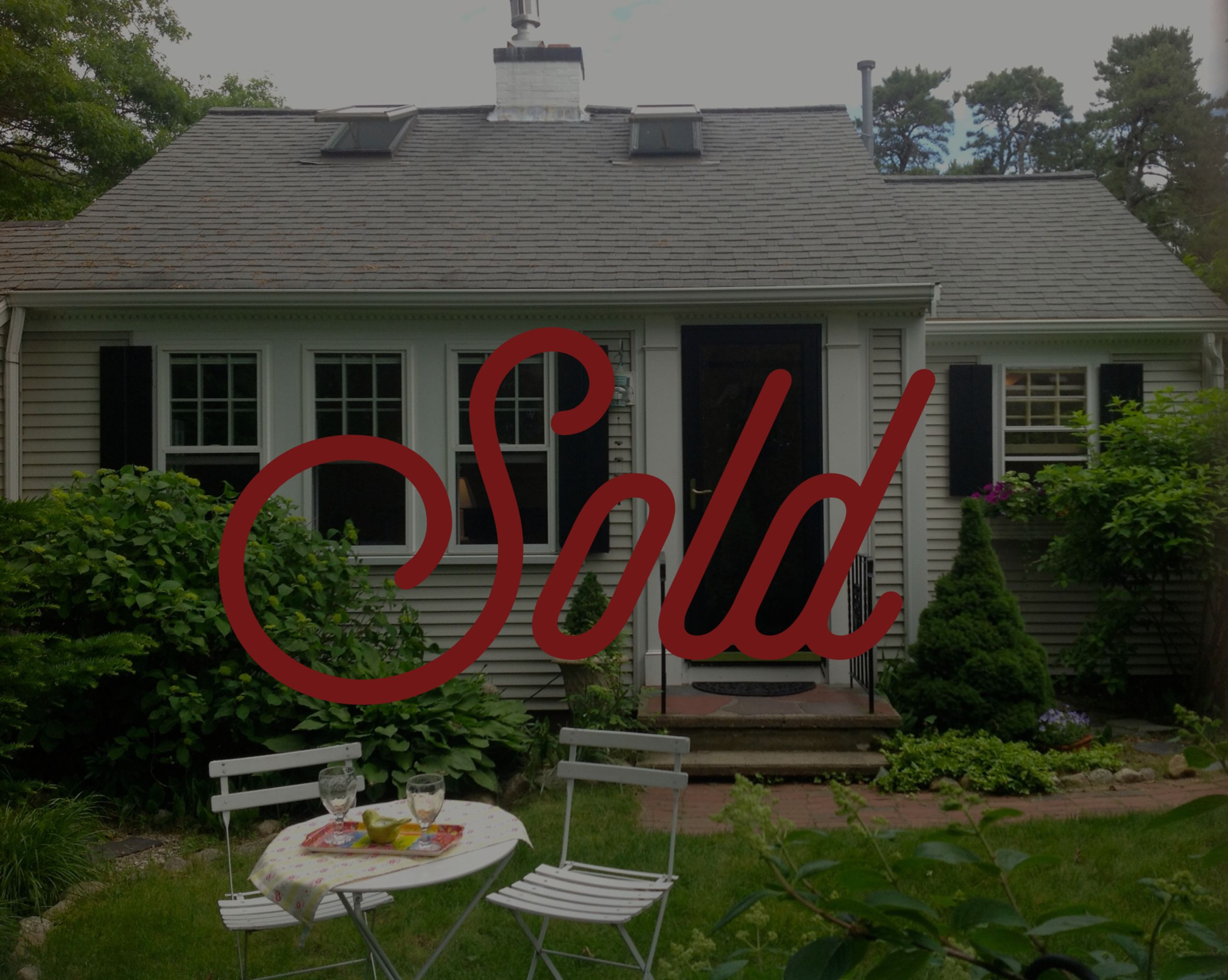 Want the Cape House Sold by Summer?