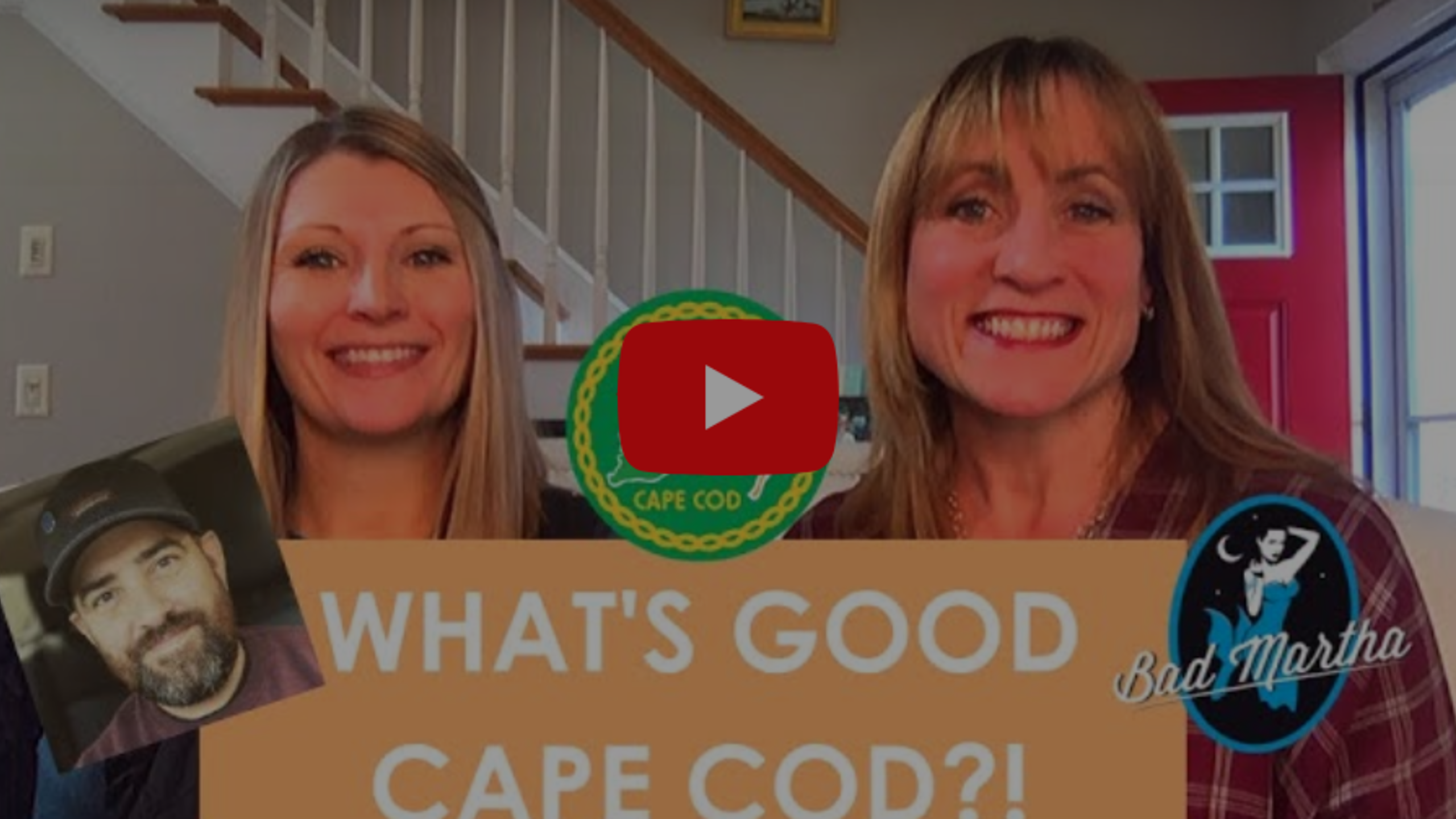 Episode 82: What's Good Cape Cod?! February 2020