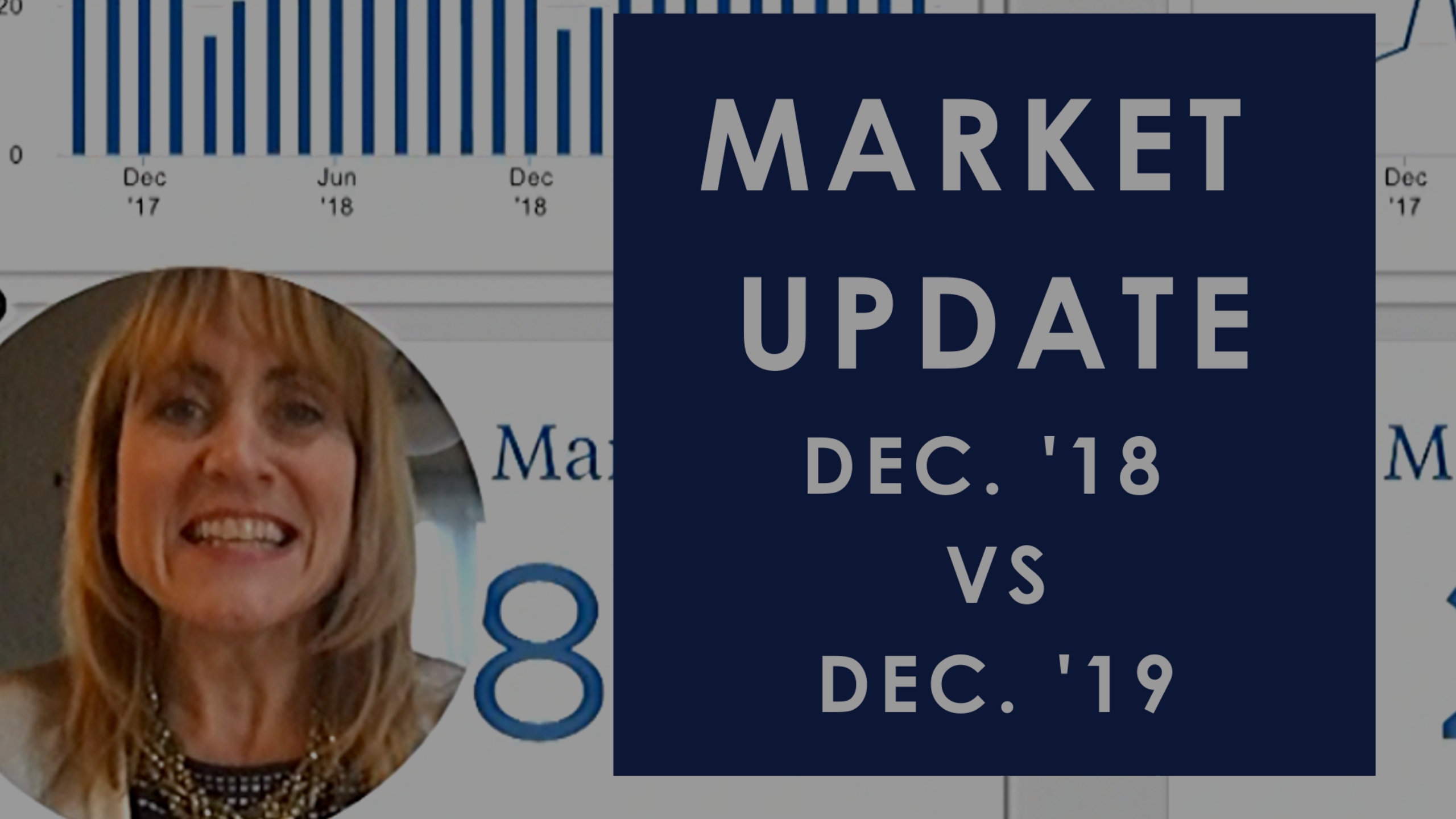 Episode 79: Market Update – December 2018 vs. December 2019