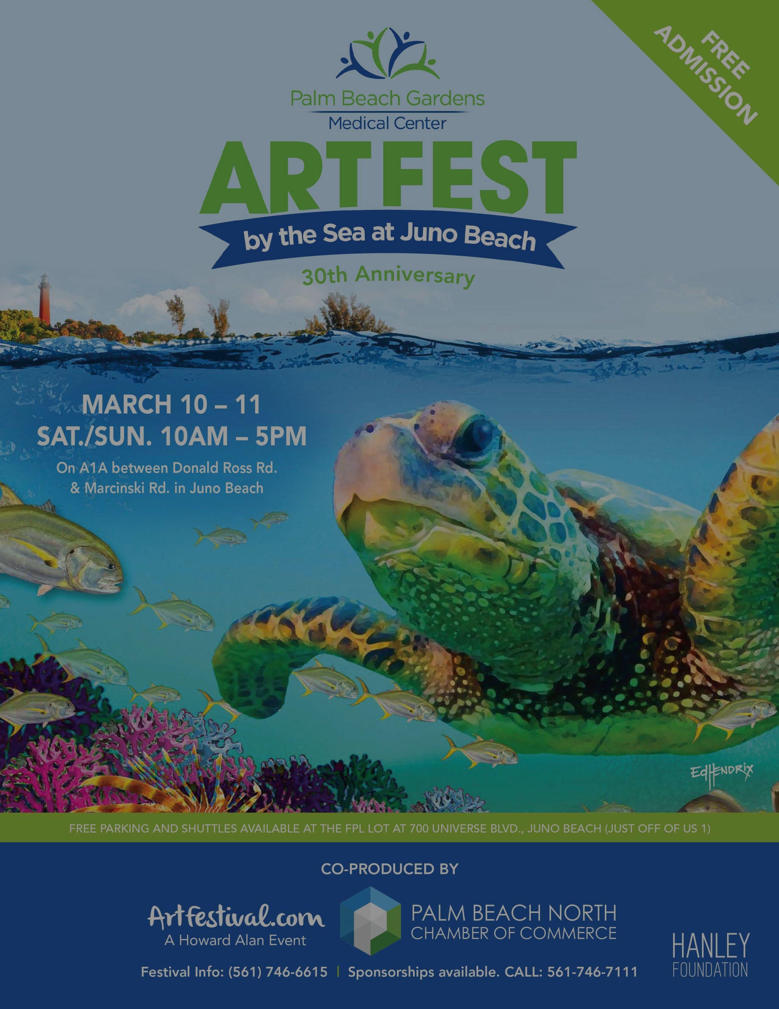 ArtFest by the Sea at Juno Beach