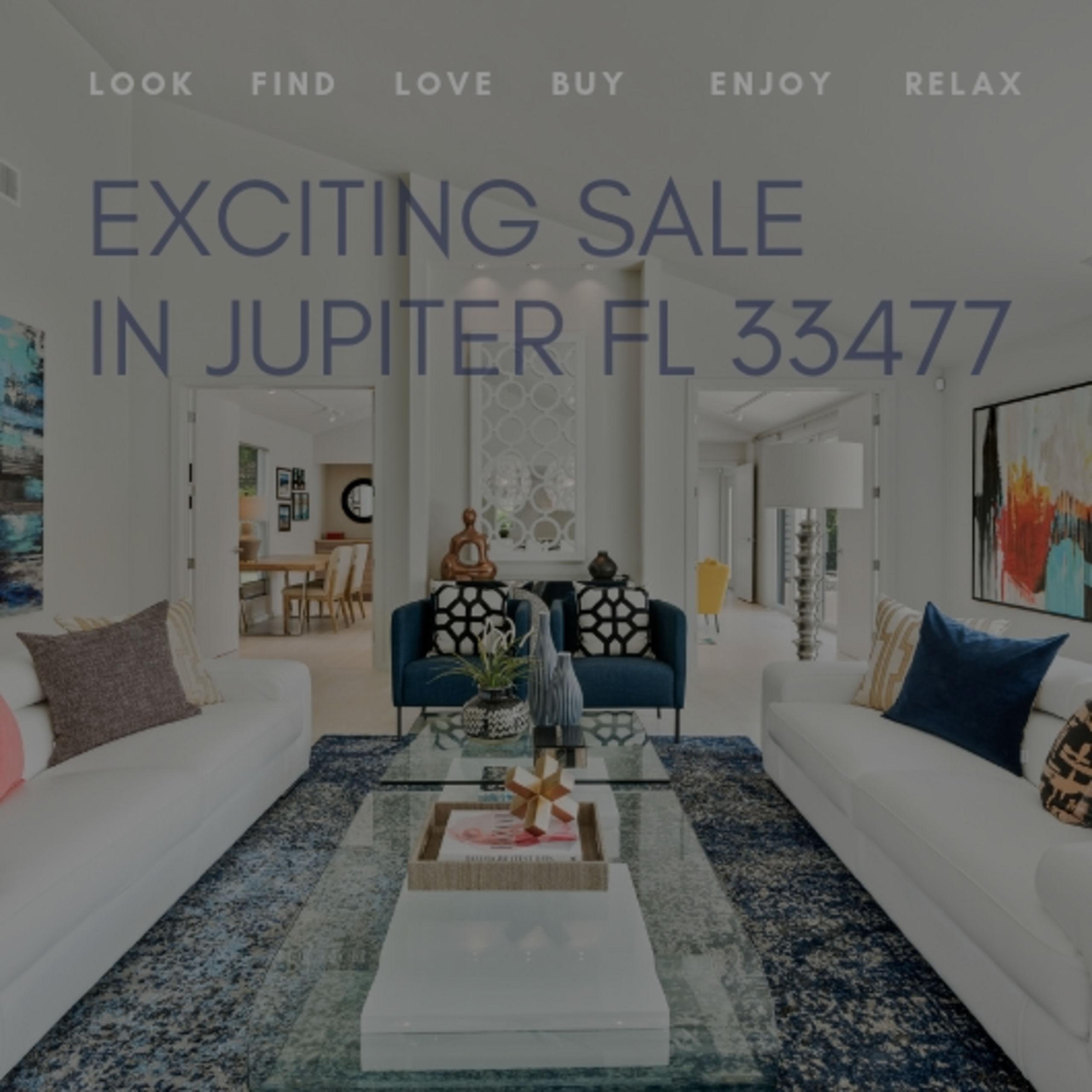 Sold by Jupiter Beach