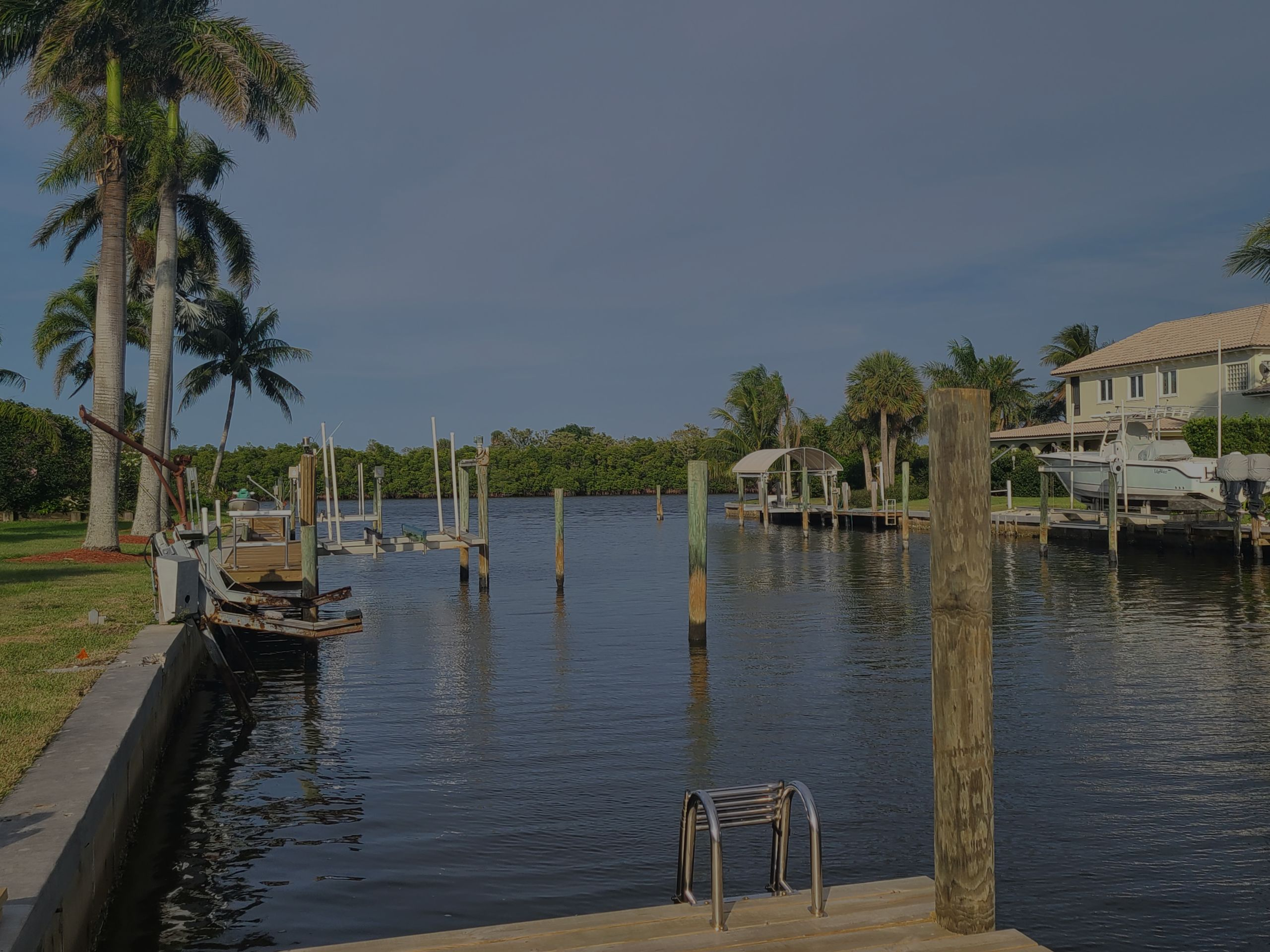 Terrific to meet wonderful clients & assist in finding their new home on the water in Hobe SoundS