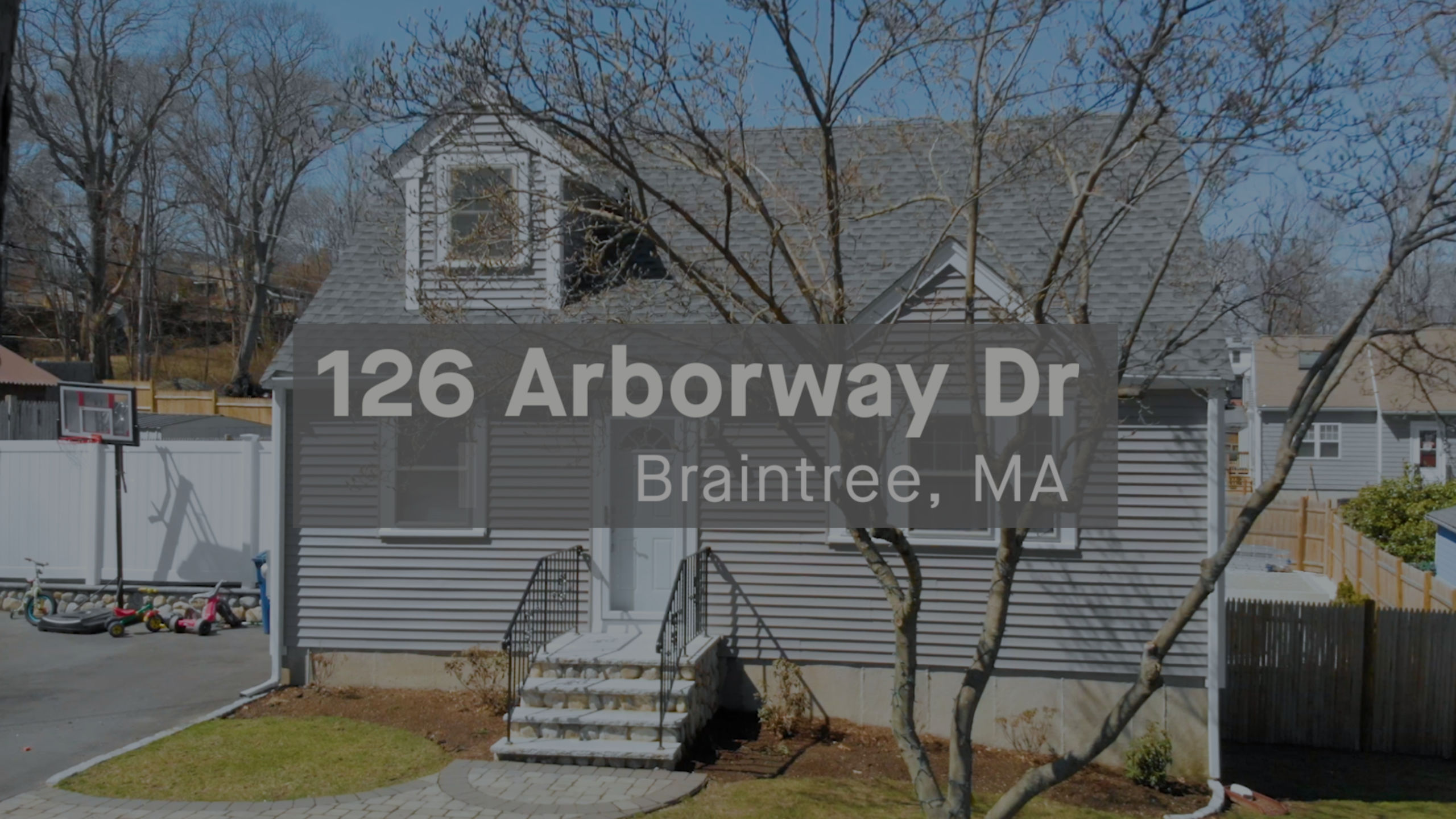 126 Arborway Dr, Braintree