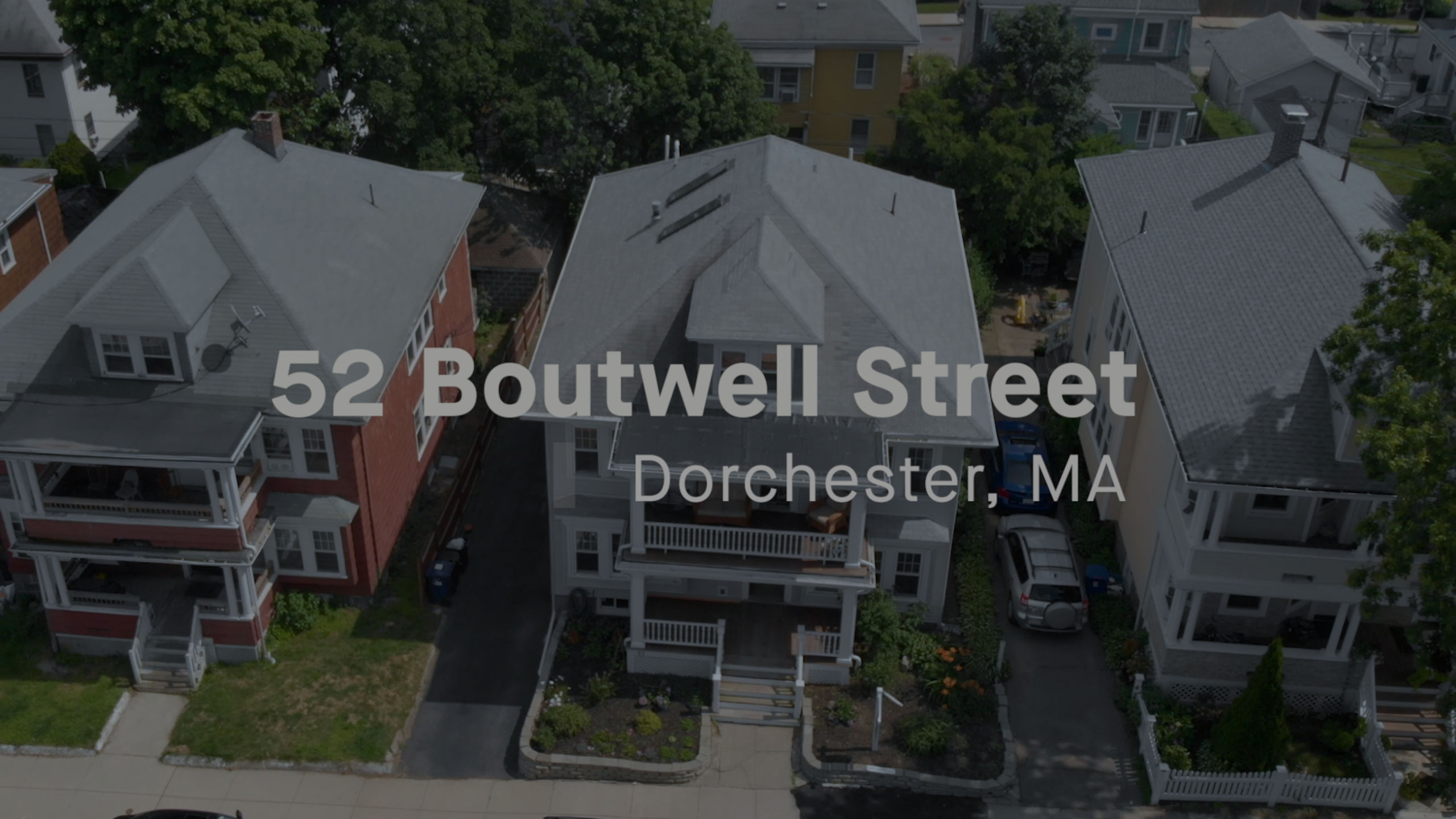 52 Boutwell St, #2, Dorchester