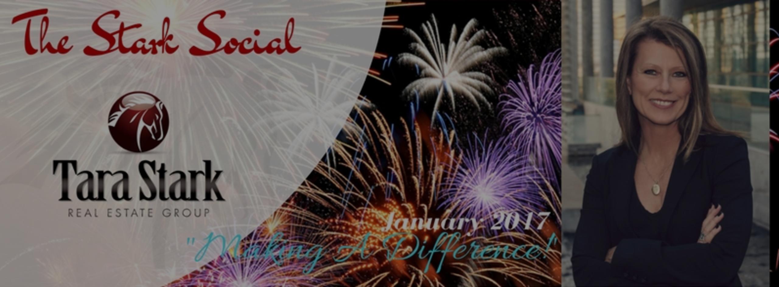 Happy New Year – January 2017 Stark Social