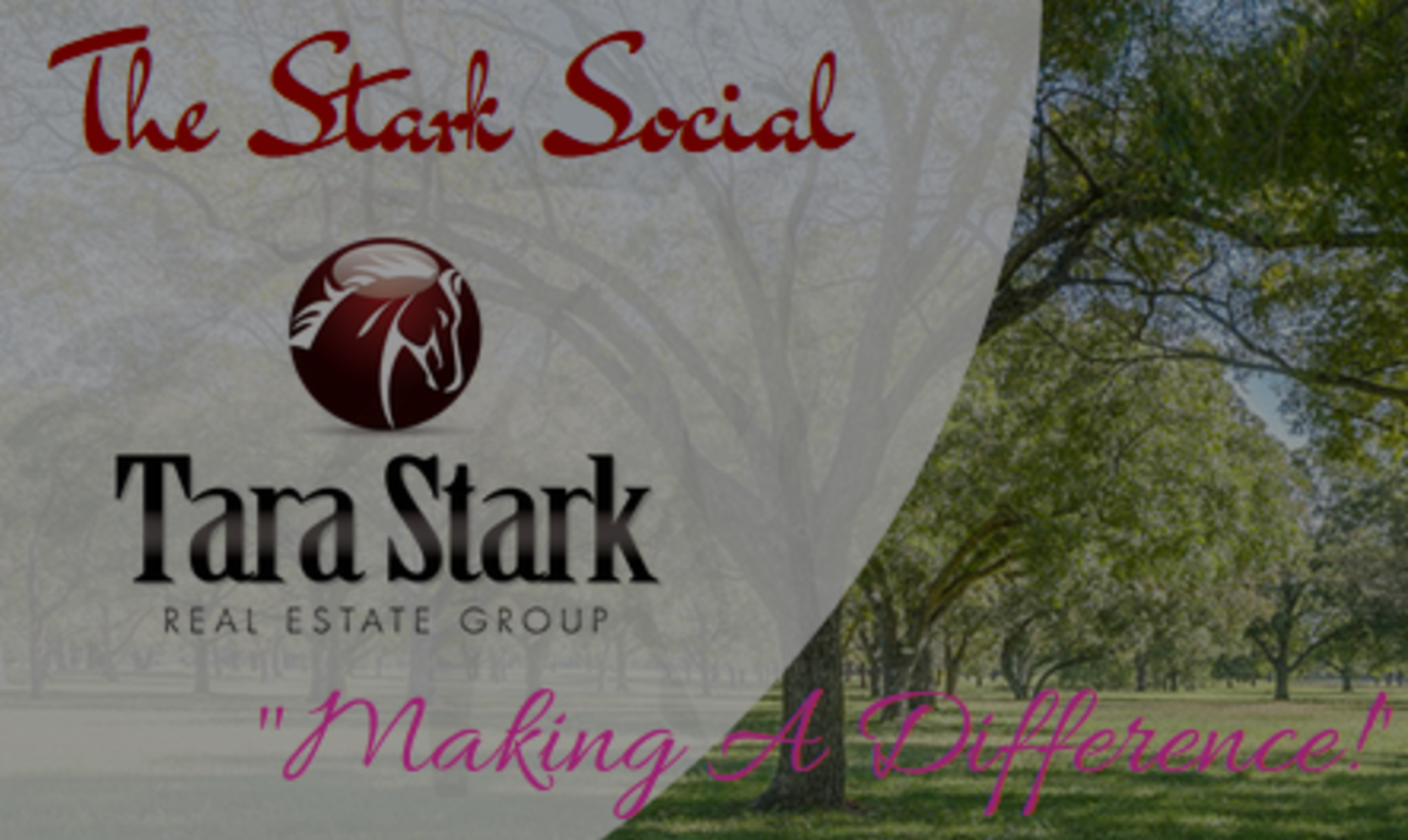 The Stark Social – May Newsletter