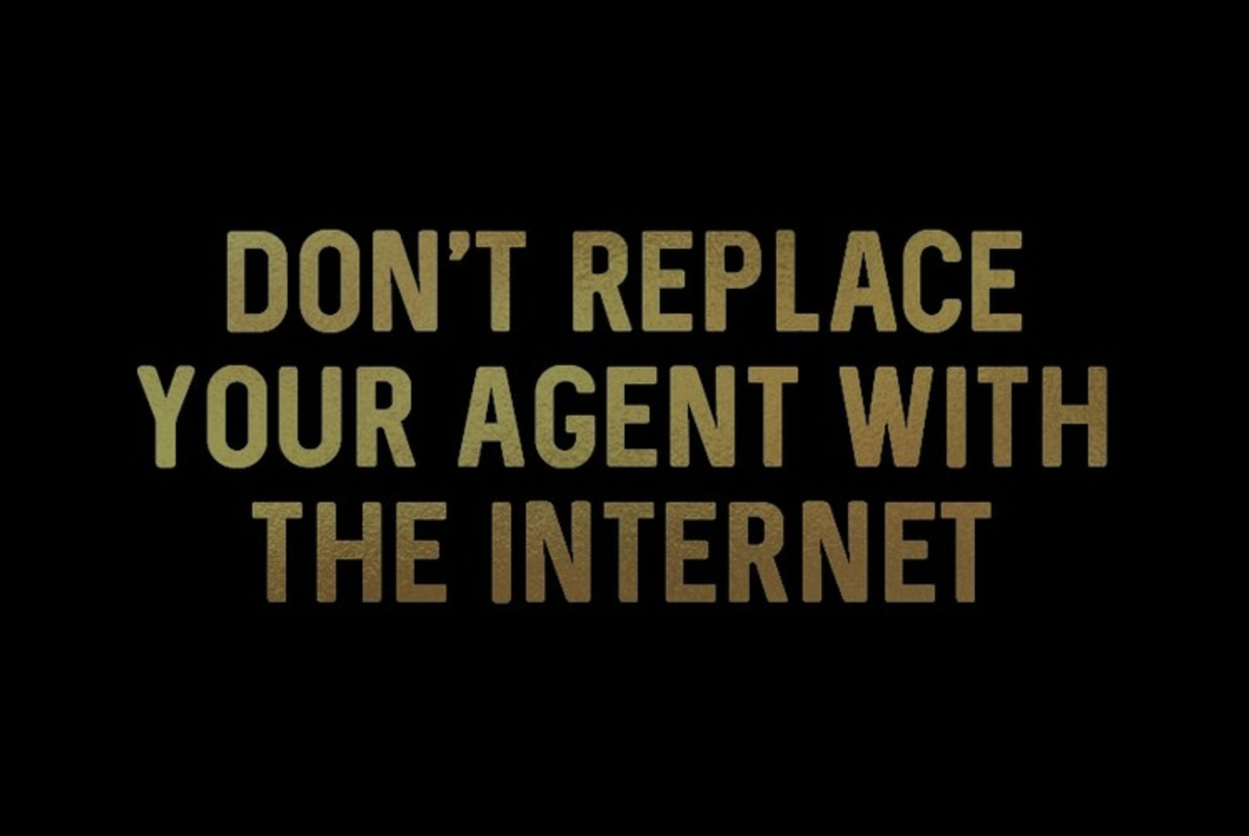 Do you really need an agent?