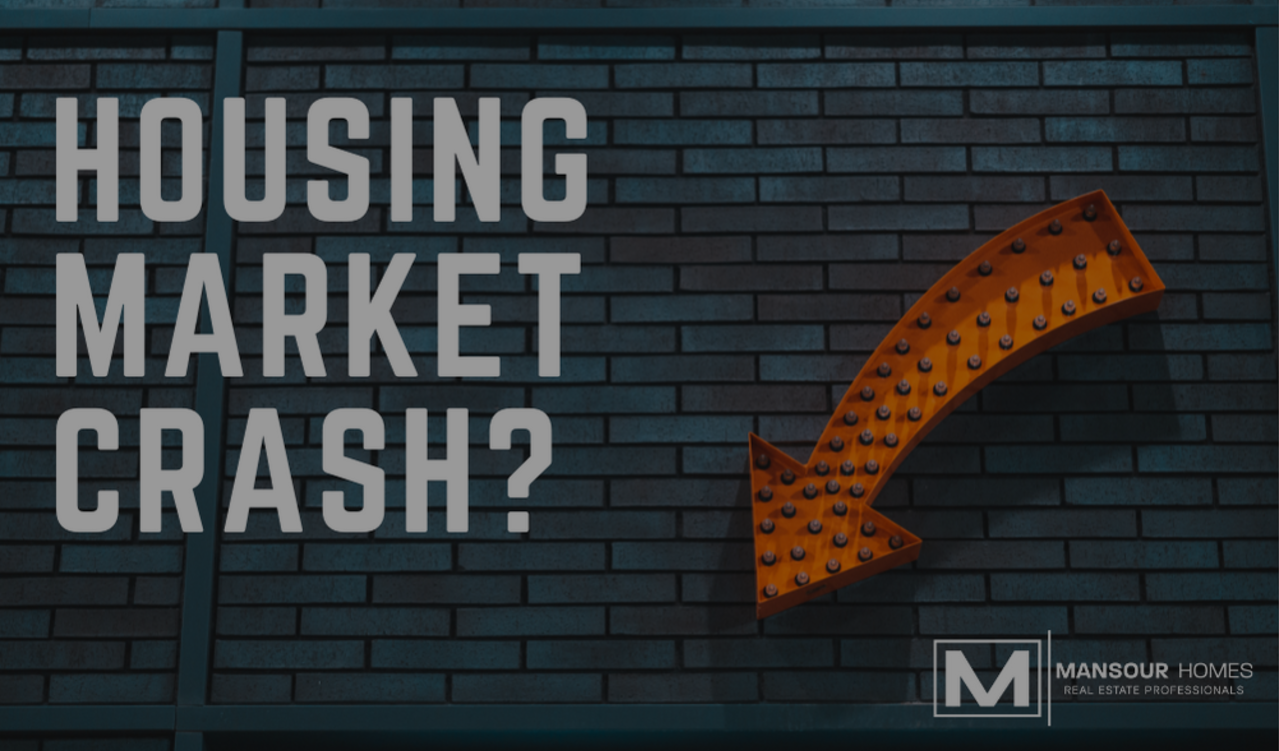 Is The Housing Market Beginning to Slow Down?