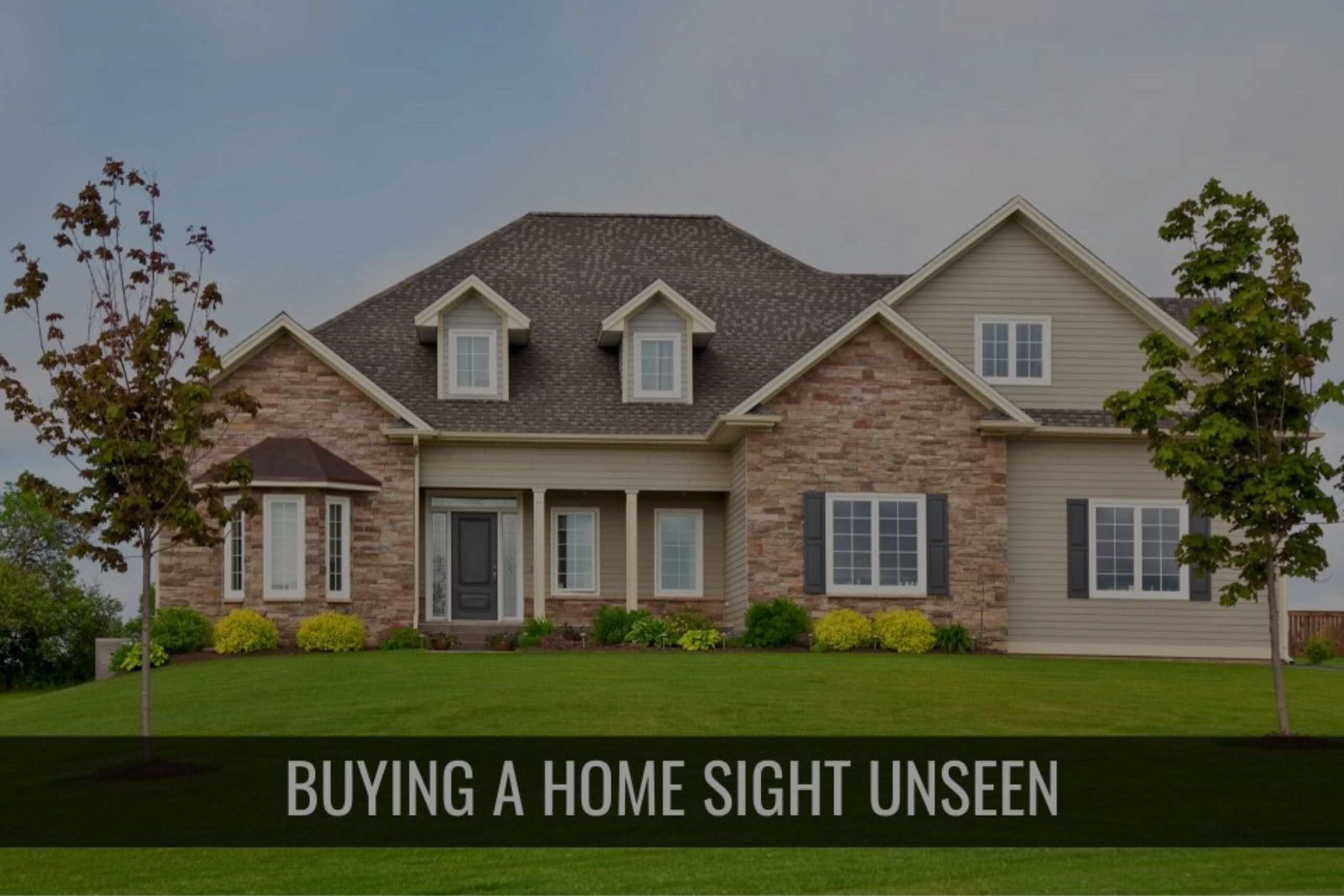 Tips for Buying a Home Unseen in Charleston