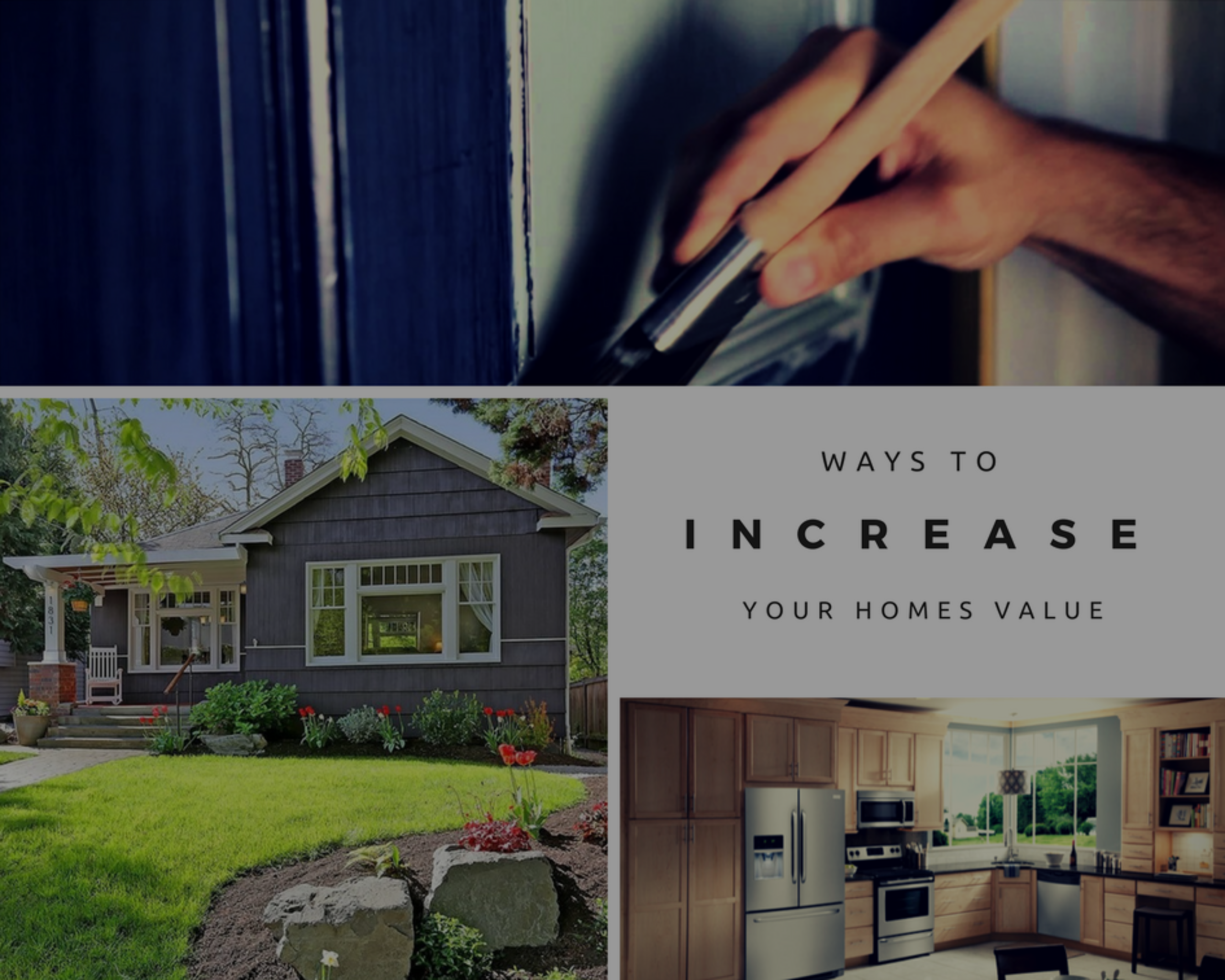 Ways To Increase Your Home's Value On A Budget