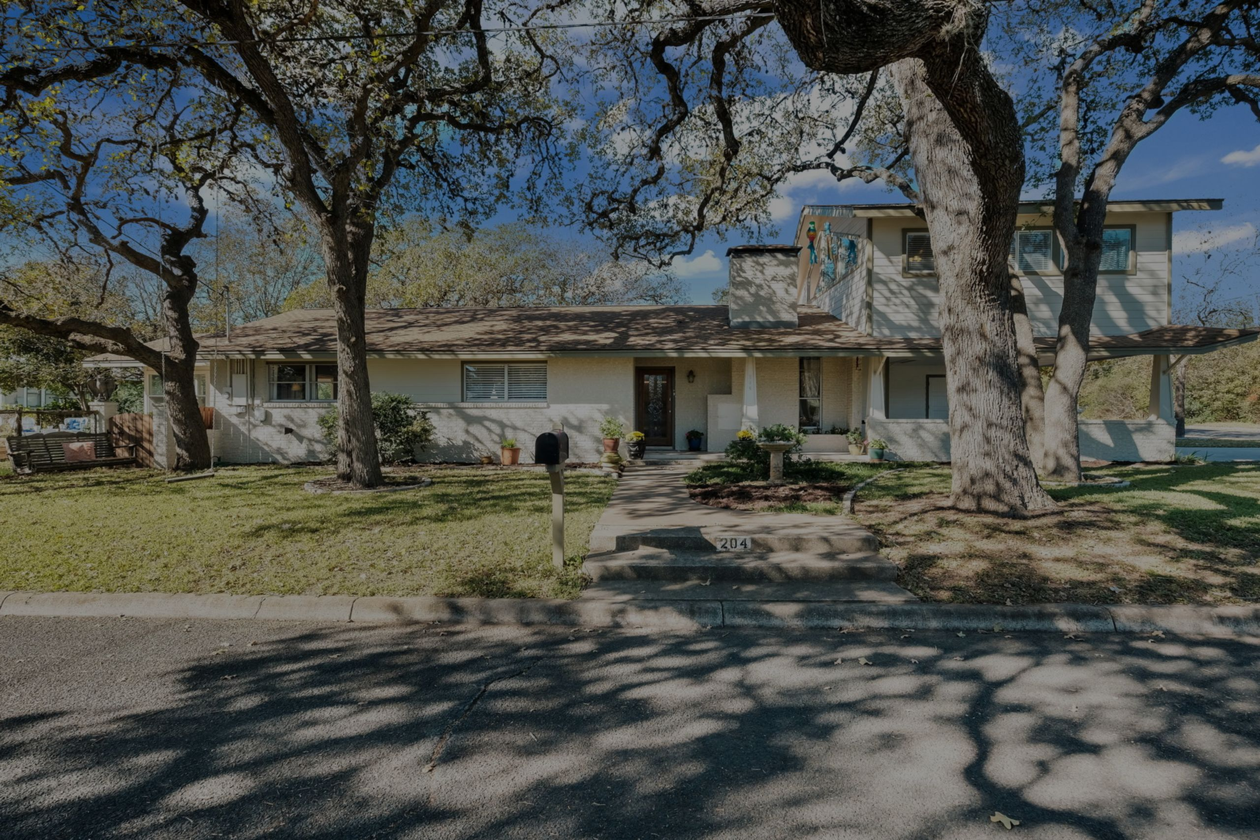 Just Listed: Lovely home on corner lot in the heart of Boerne