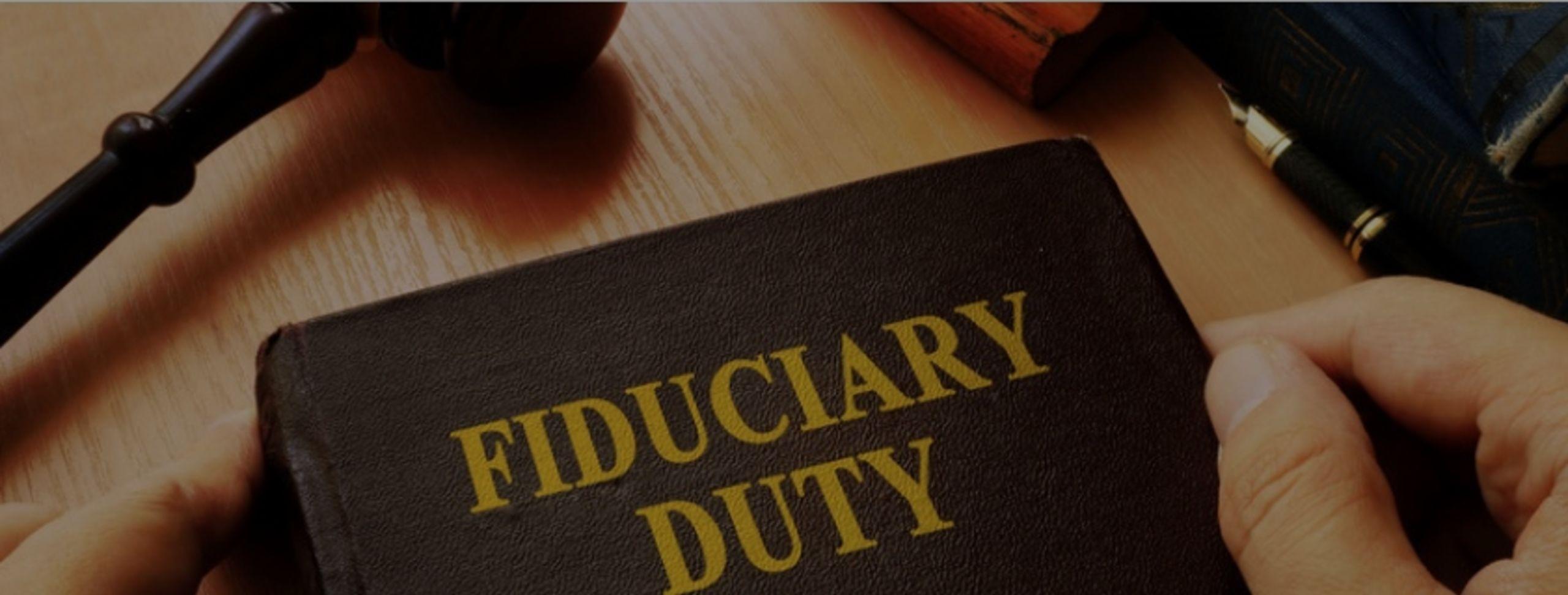 Fiduciary Duties – Confidentiality