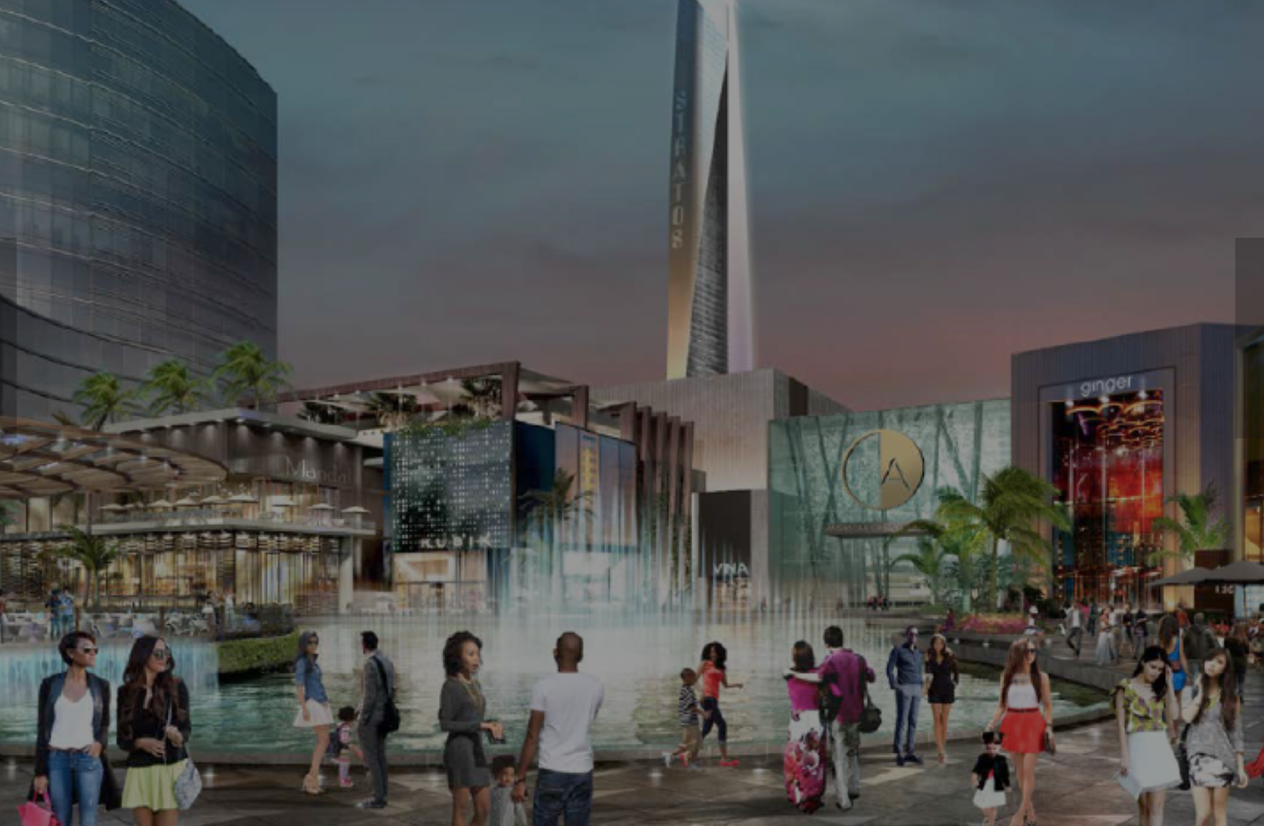 American Dream Miami mega mall: Just how big would it be?