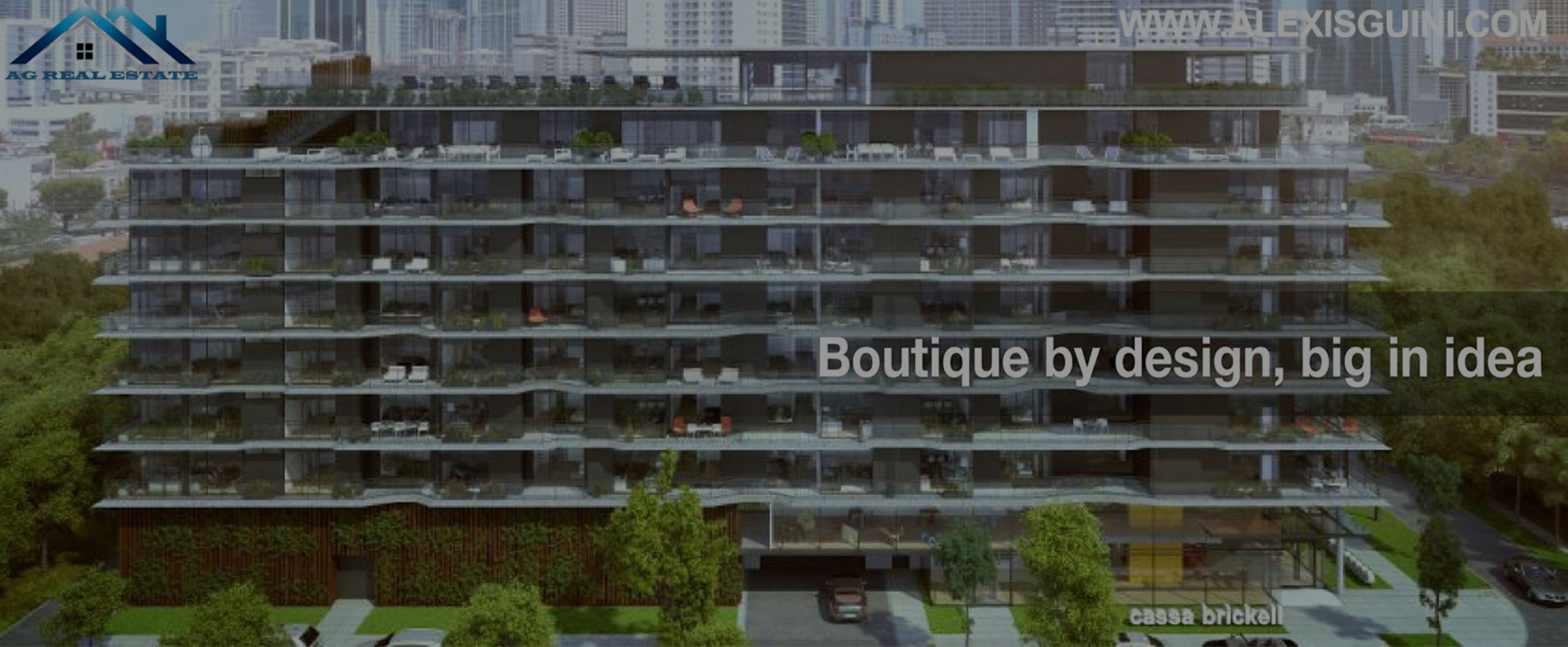 cassa Brickell boutique concept in the city