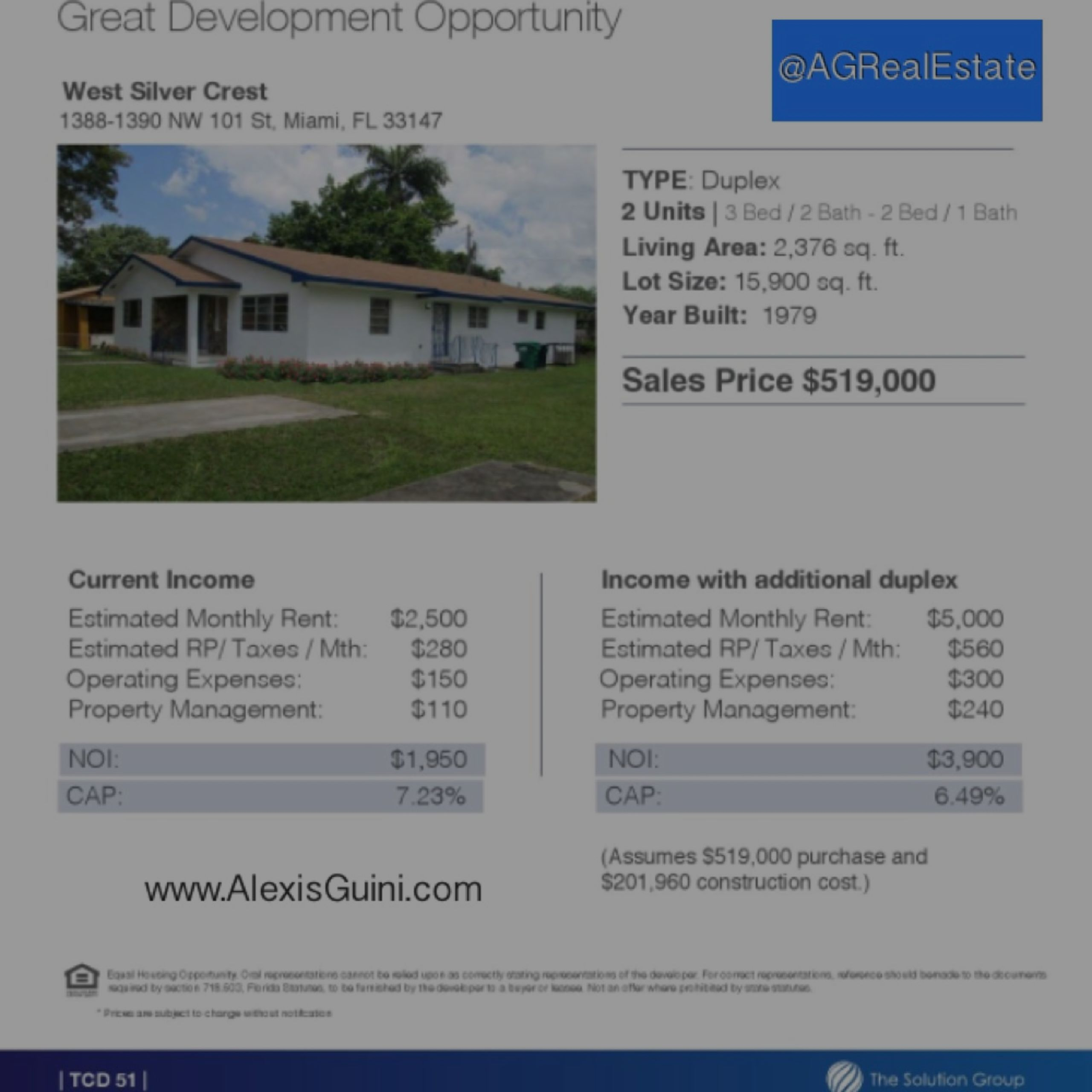 Deal of the Week – Investment Opportunity!