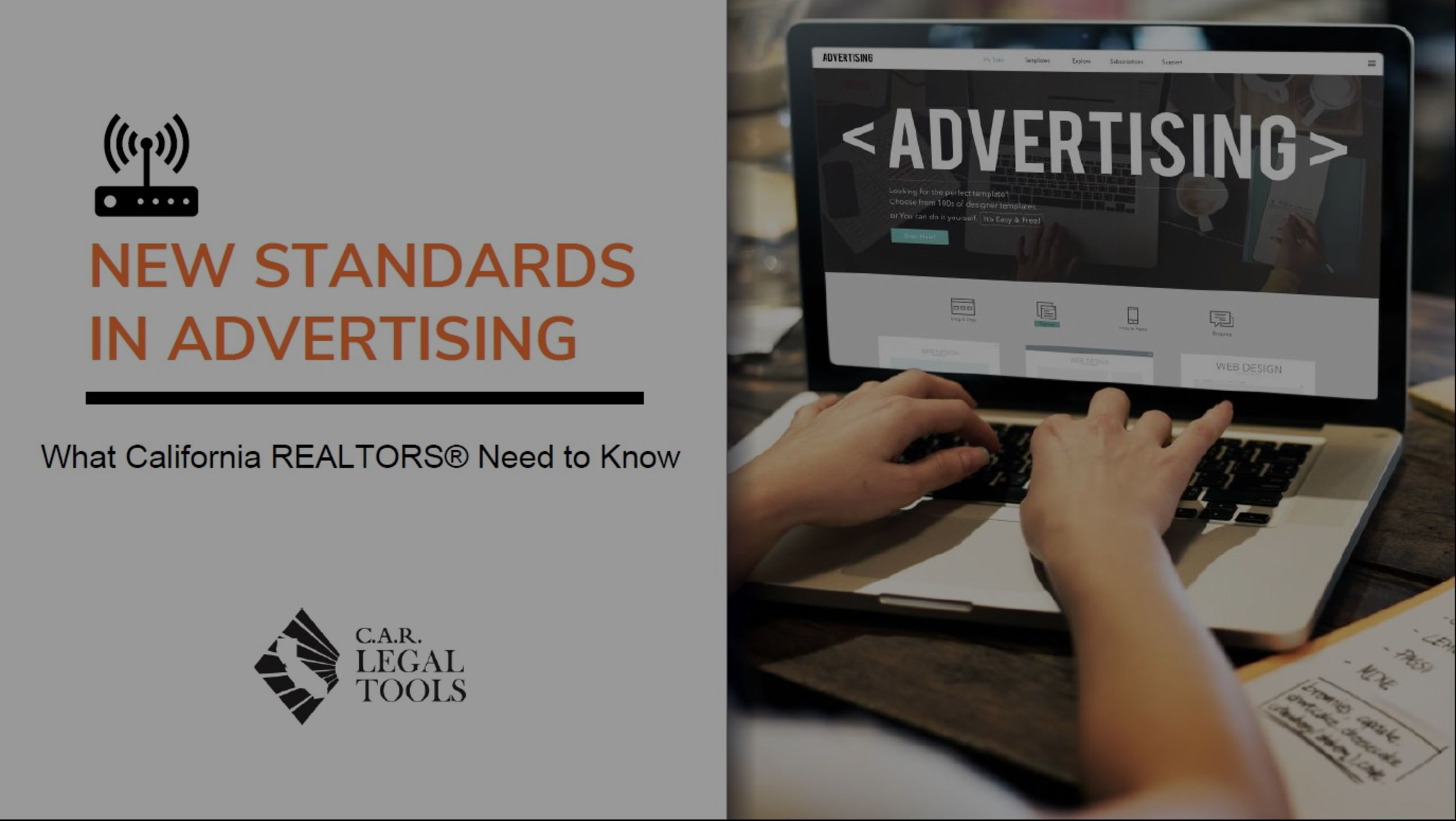 2018 New standards in advertising