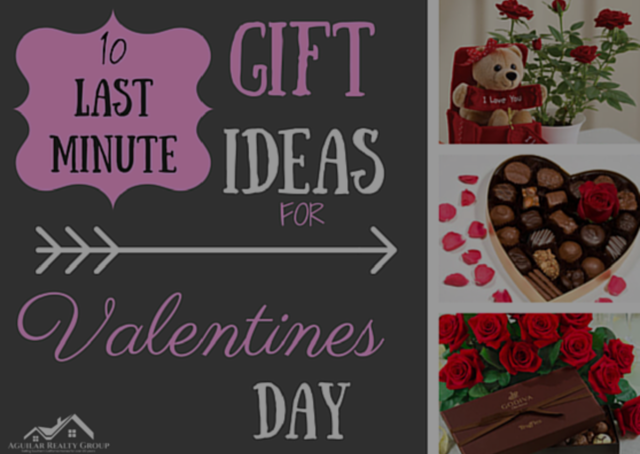 10 Last Minute Valentine S Day Gift Ideas For Him And Her Aguilar Realty Group