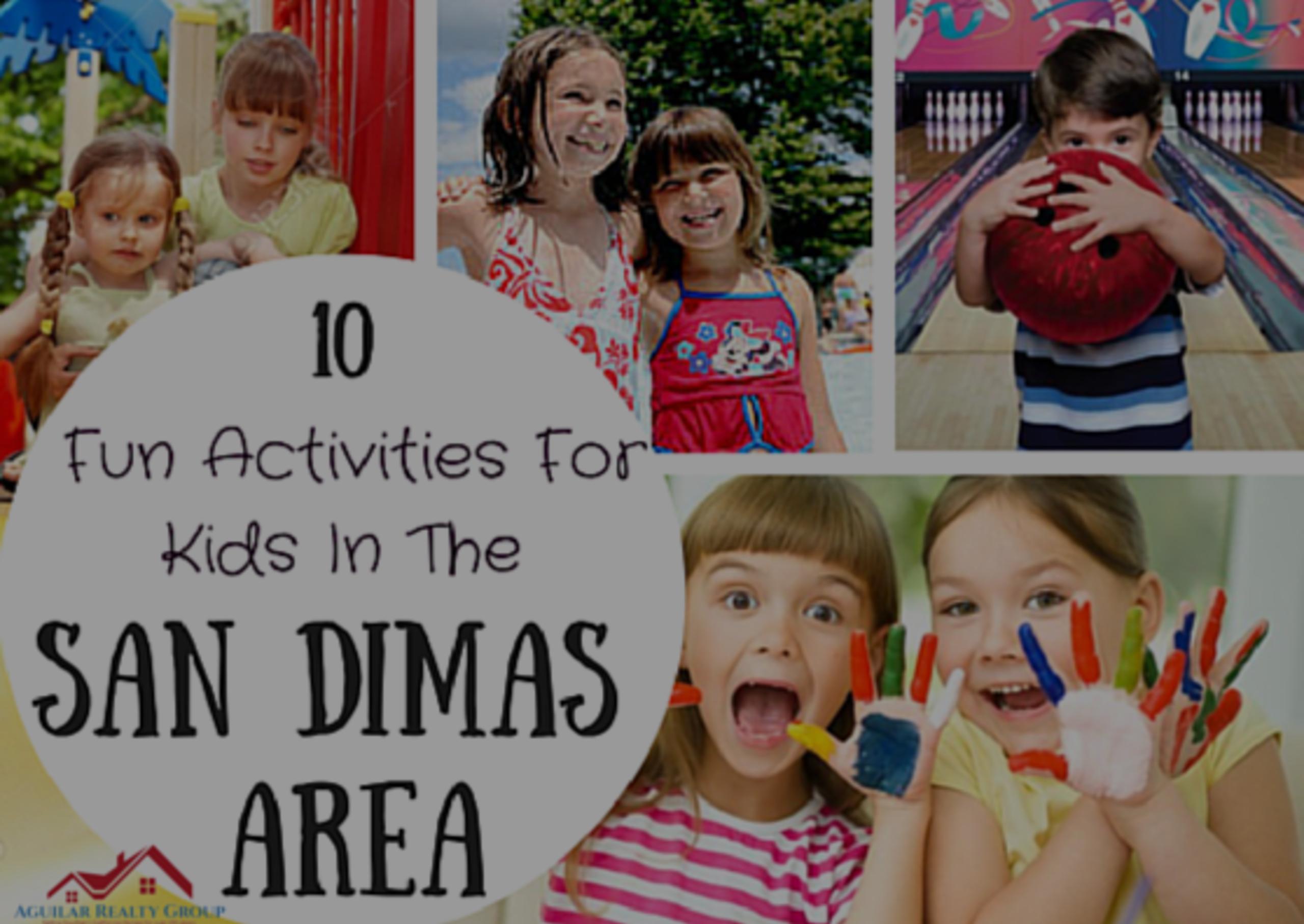 10 Fun Activities For Kids In The San Dimas Area