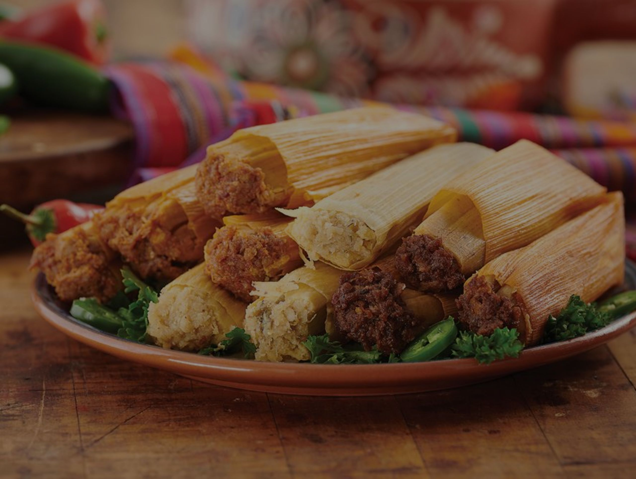 Thanksgiving Tamales