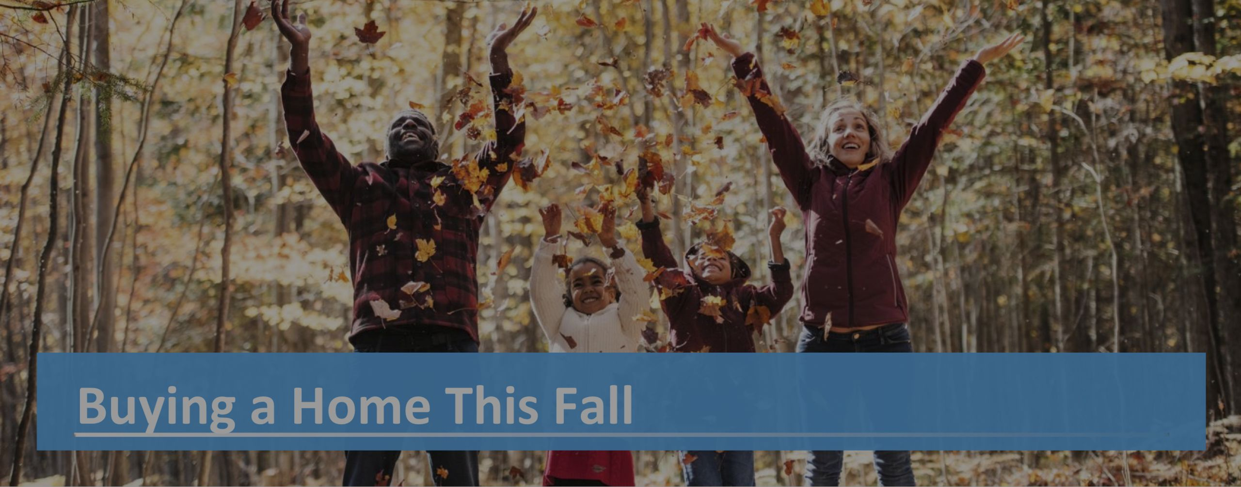 Buying a Home This Fall