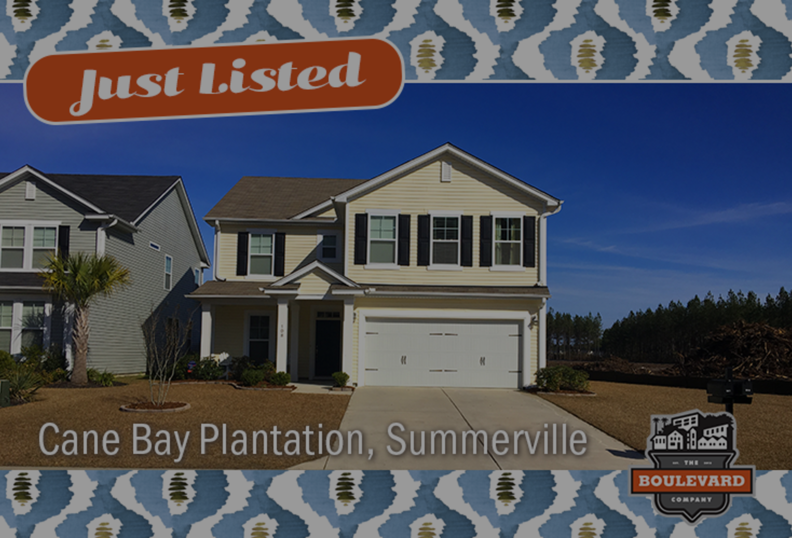 new listing: 108 Glenspring Drive in Cane Bay Plantation
