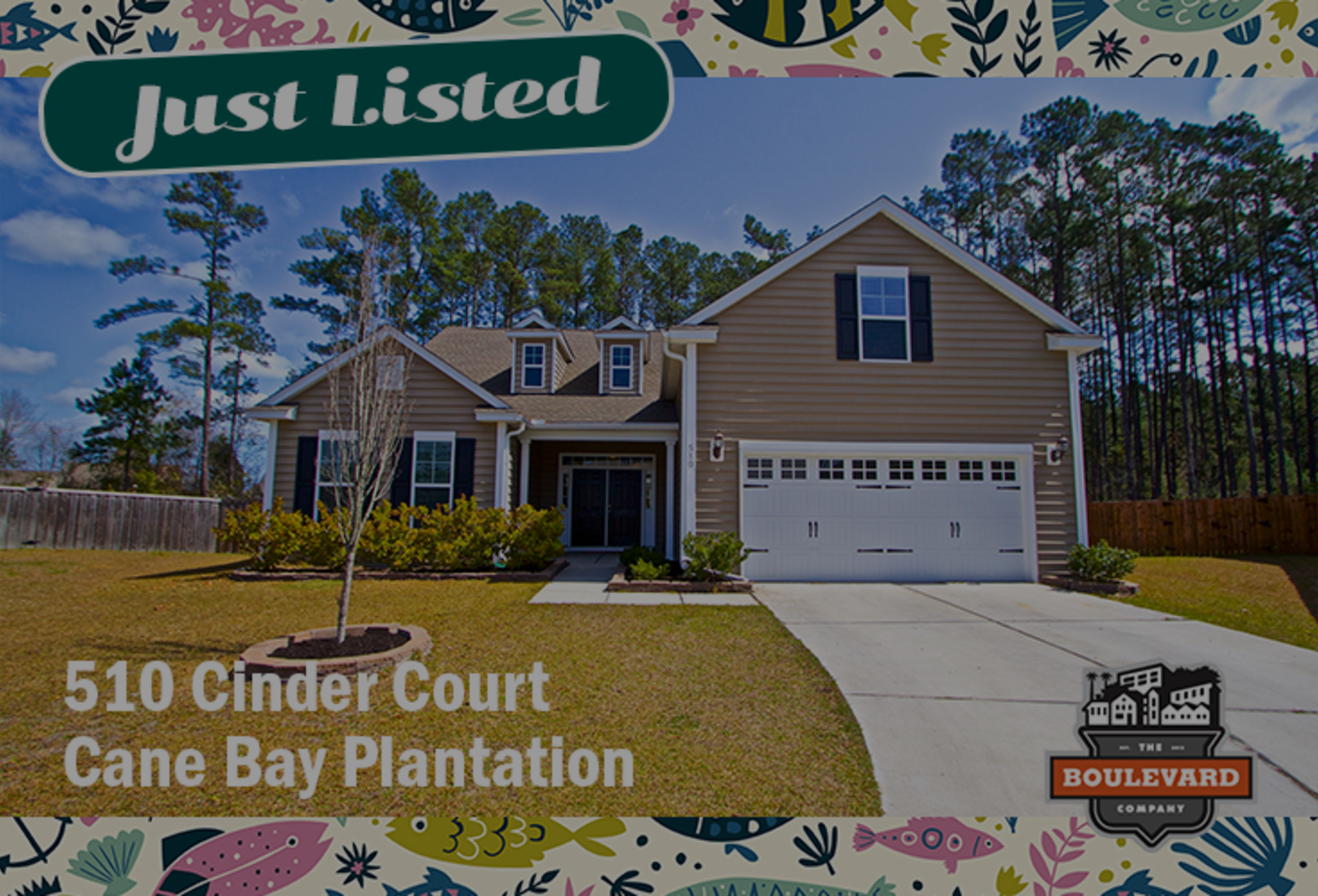 new listing: 510 Cinder Court in Cane Bay Plantation