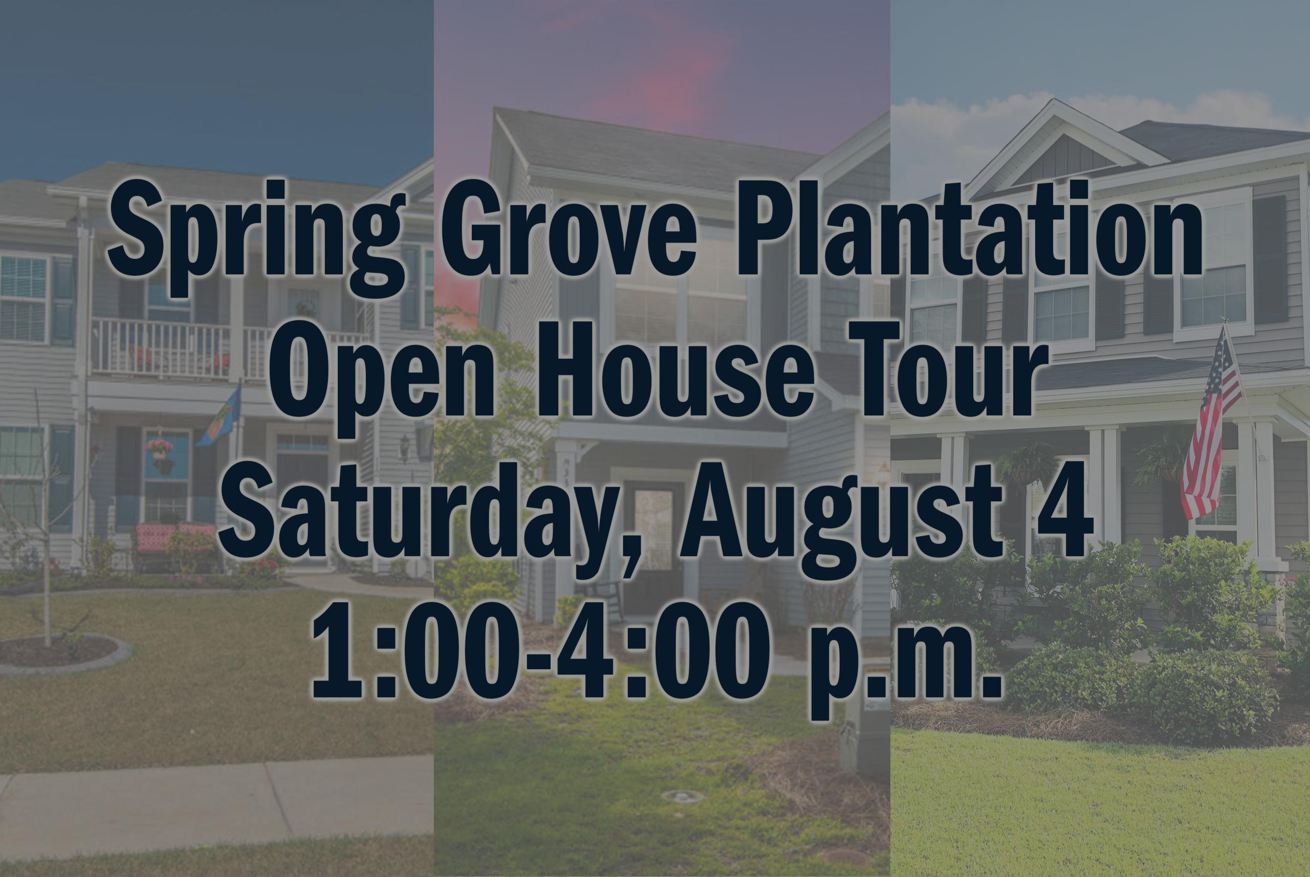 Open House Tour :: Spring Grove Plantation