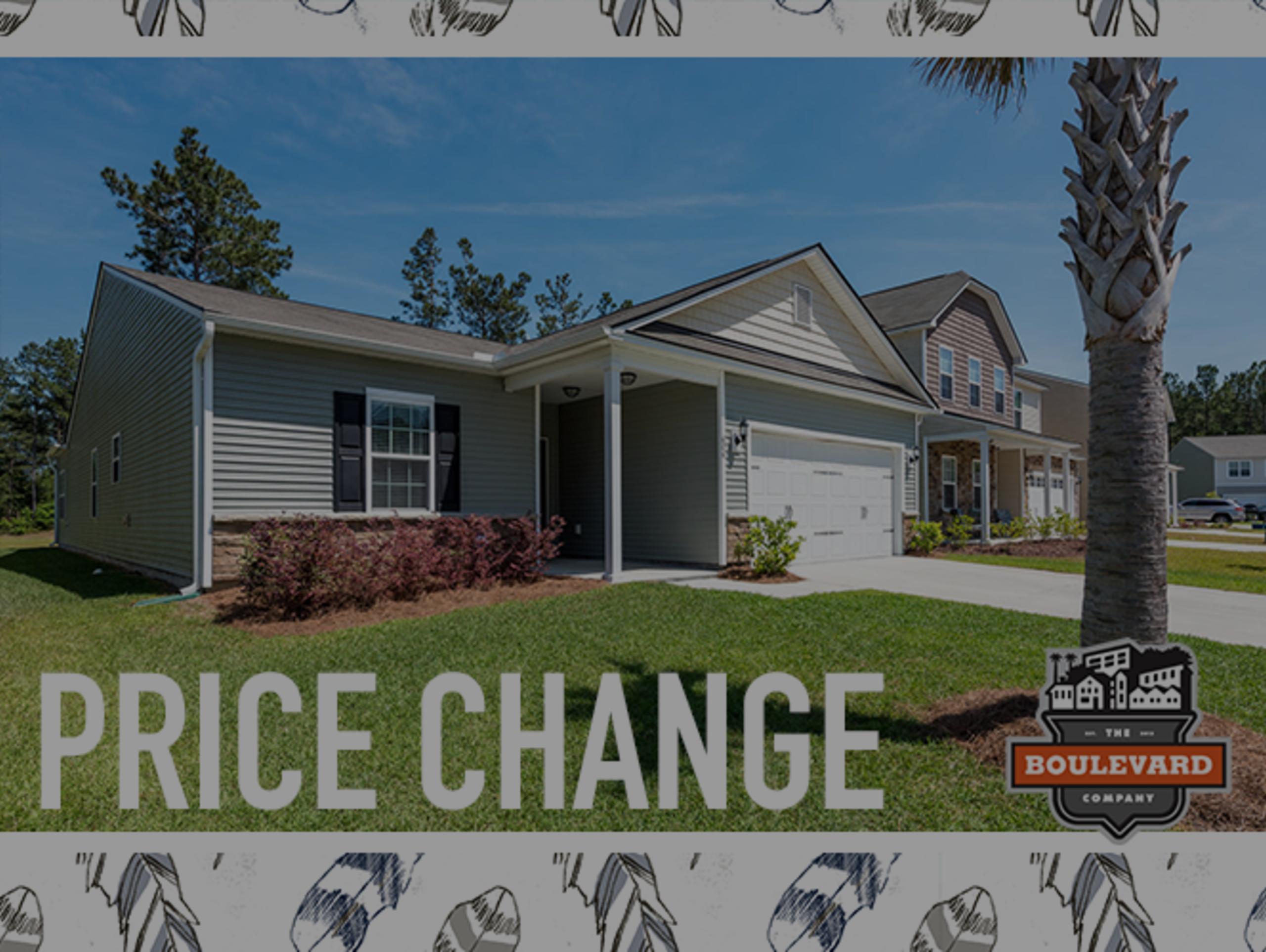price change: 606 Bridgewater in Cane Bay Plantation