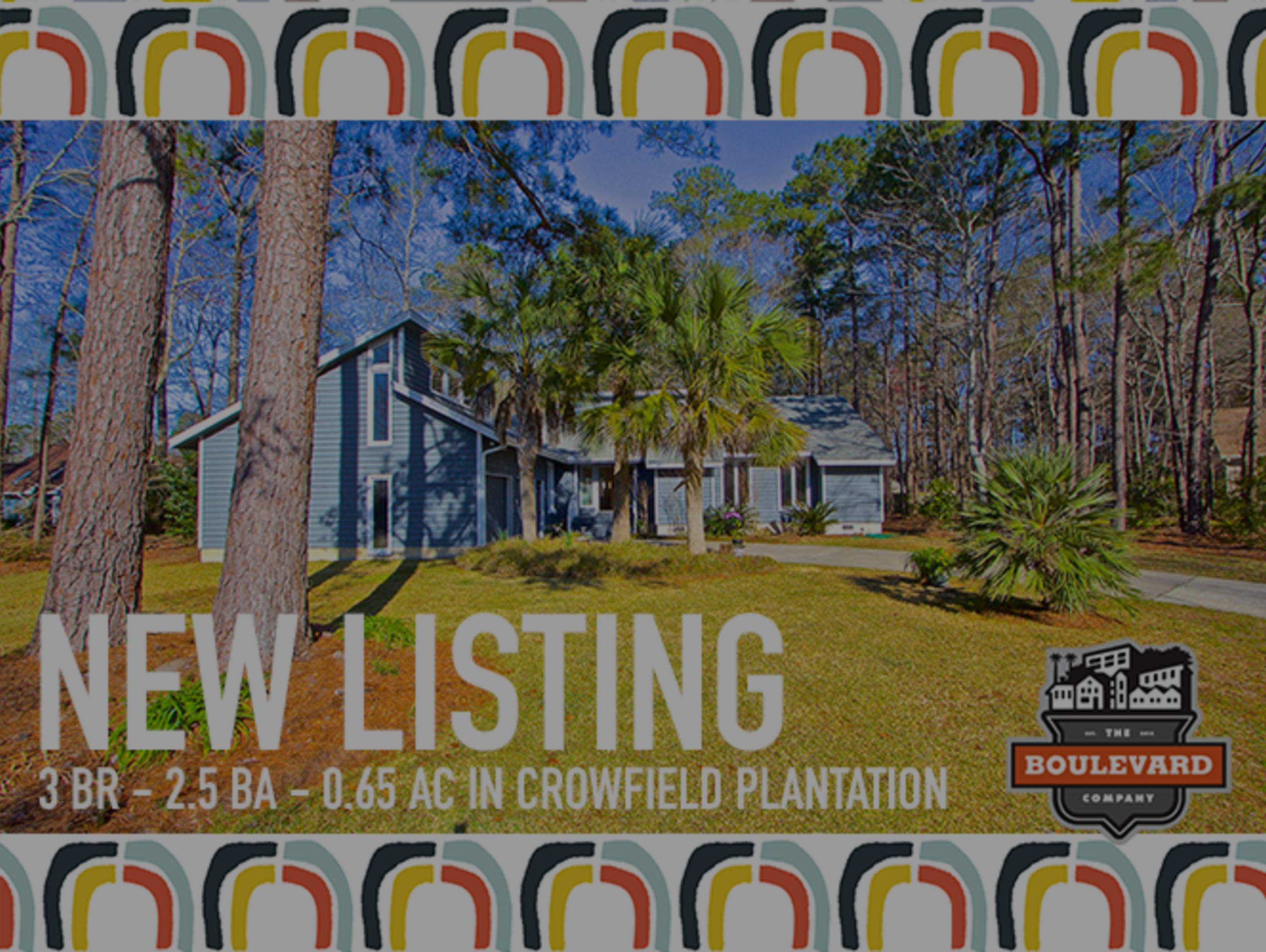new listing: 104 Castleway Lane in Goose Creek