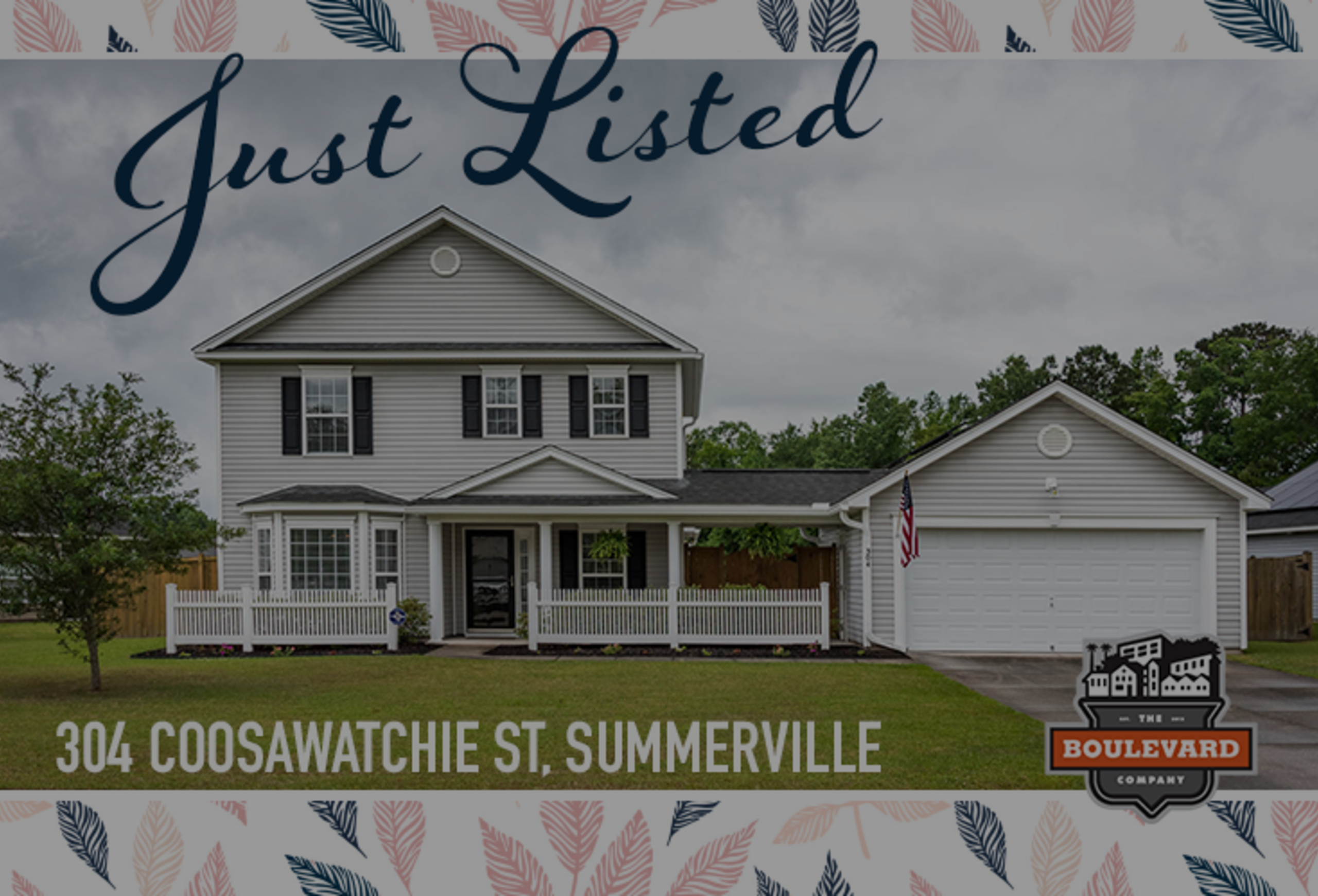 Just Listed :: 304 Coosawatchie St. in Summerville