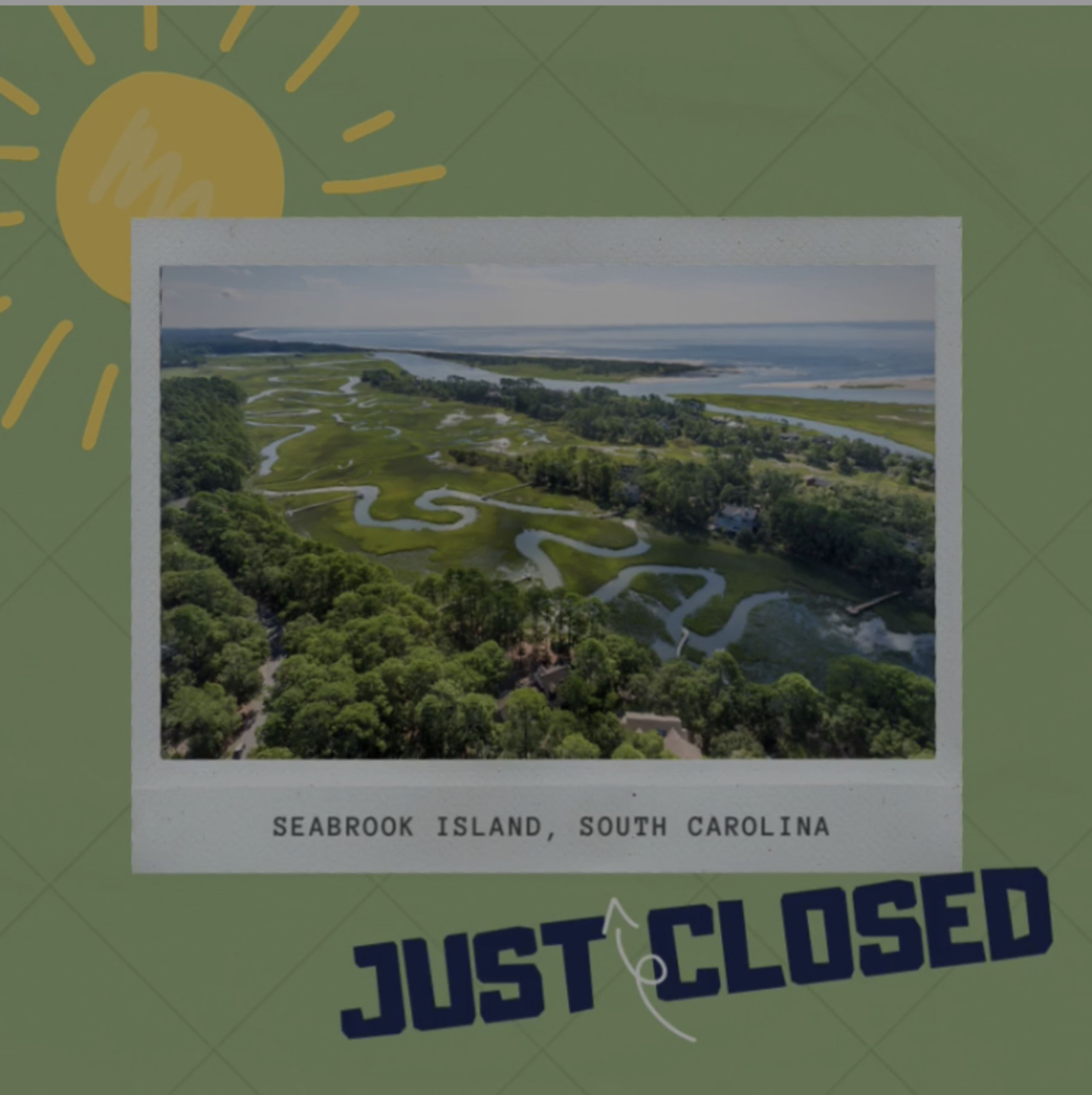 Just Closed :: Seabrook Island Vacant Lot