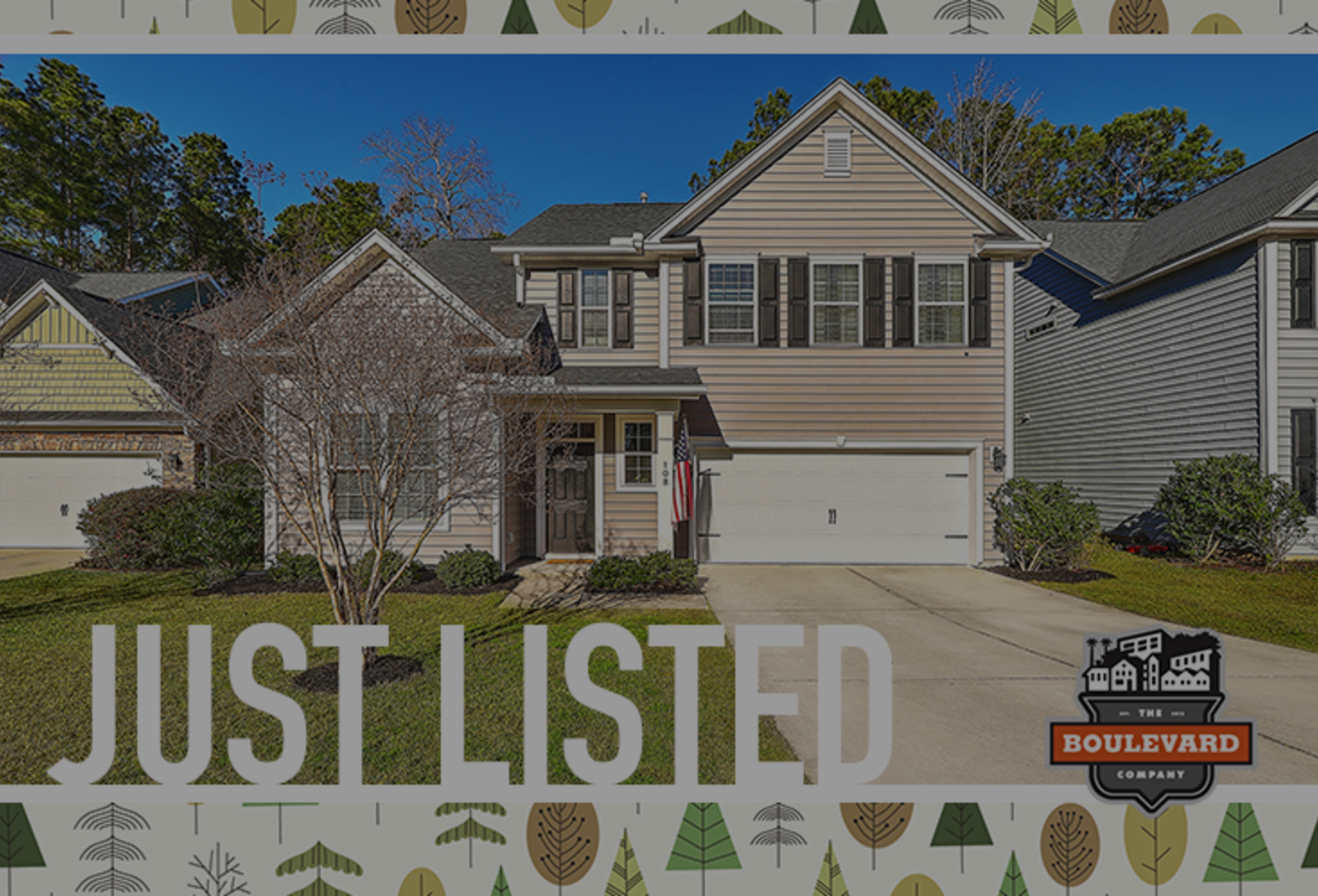 Just Listed :: 108 Springbank Court in Foxbank Plantation, Moncks Corner