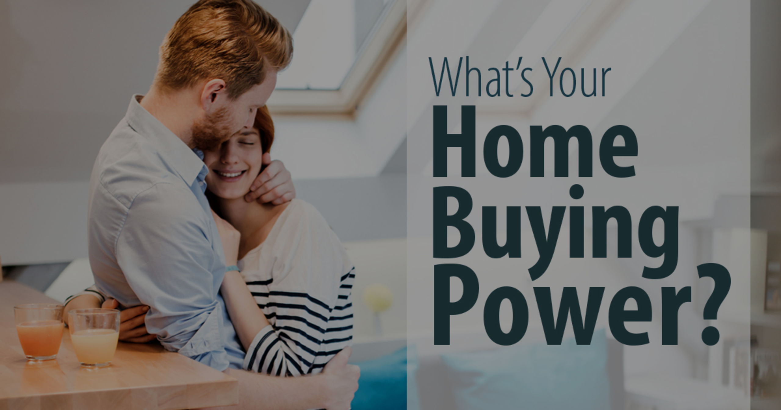 What's Your Home Buying Power