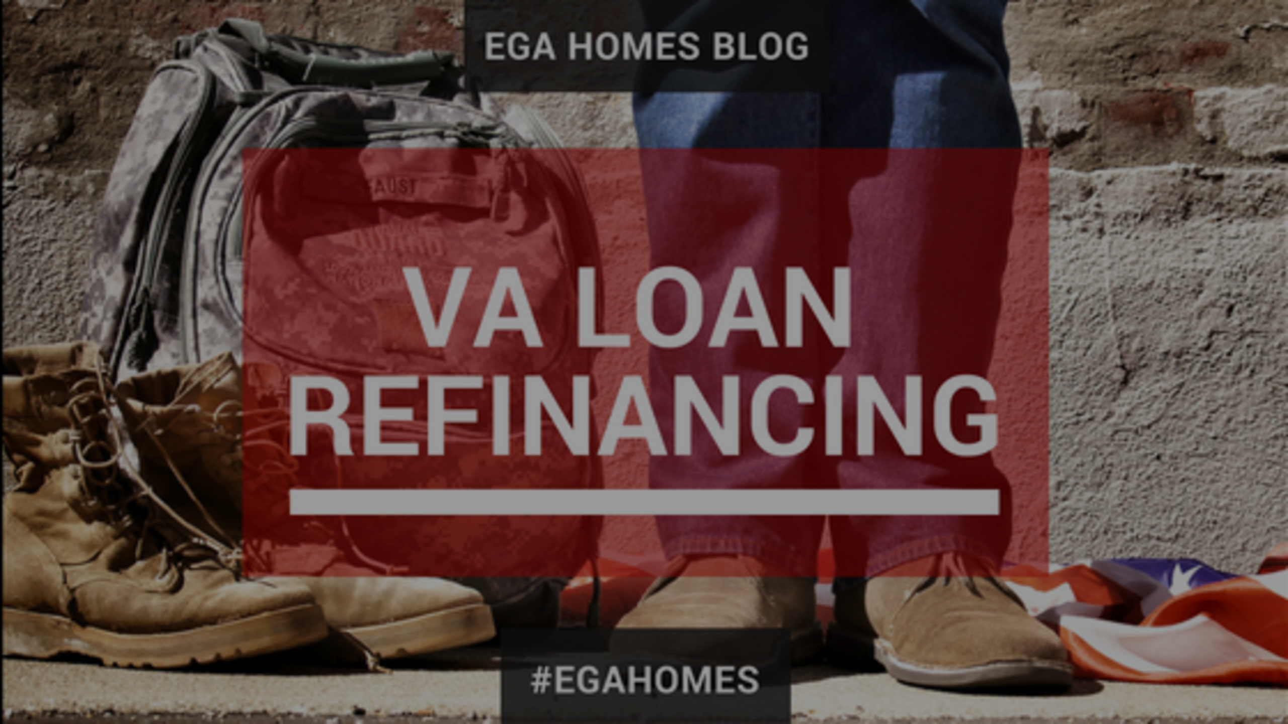 Refinance with a VA Loan
