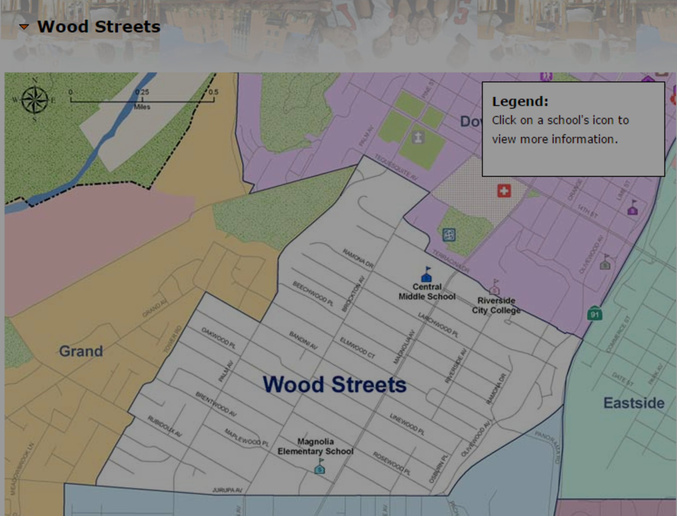 Live Riverside: Wood Streets