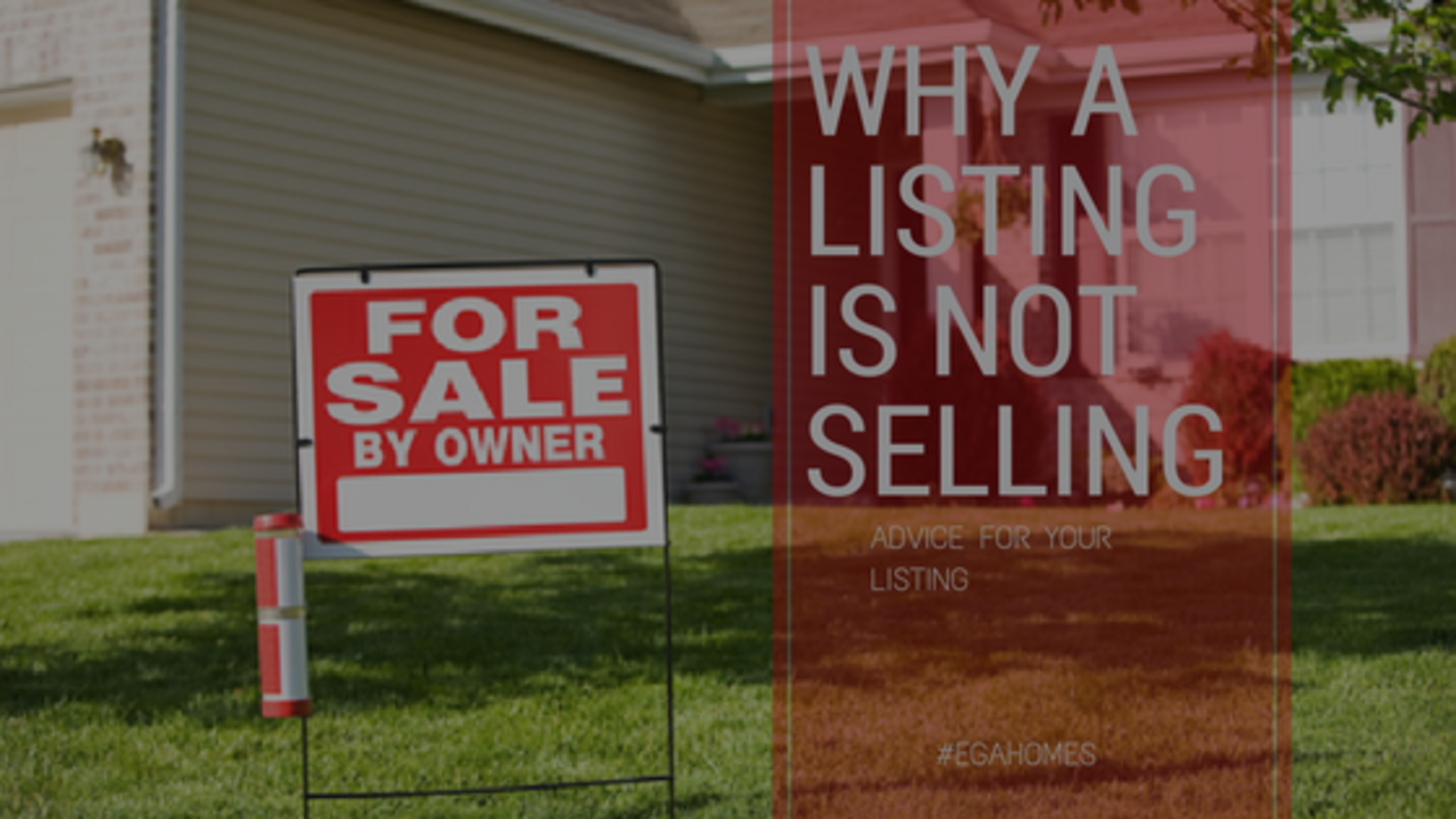 Why Is My Listing Not Selling