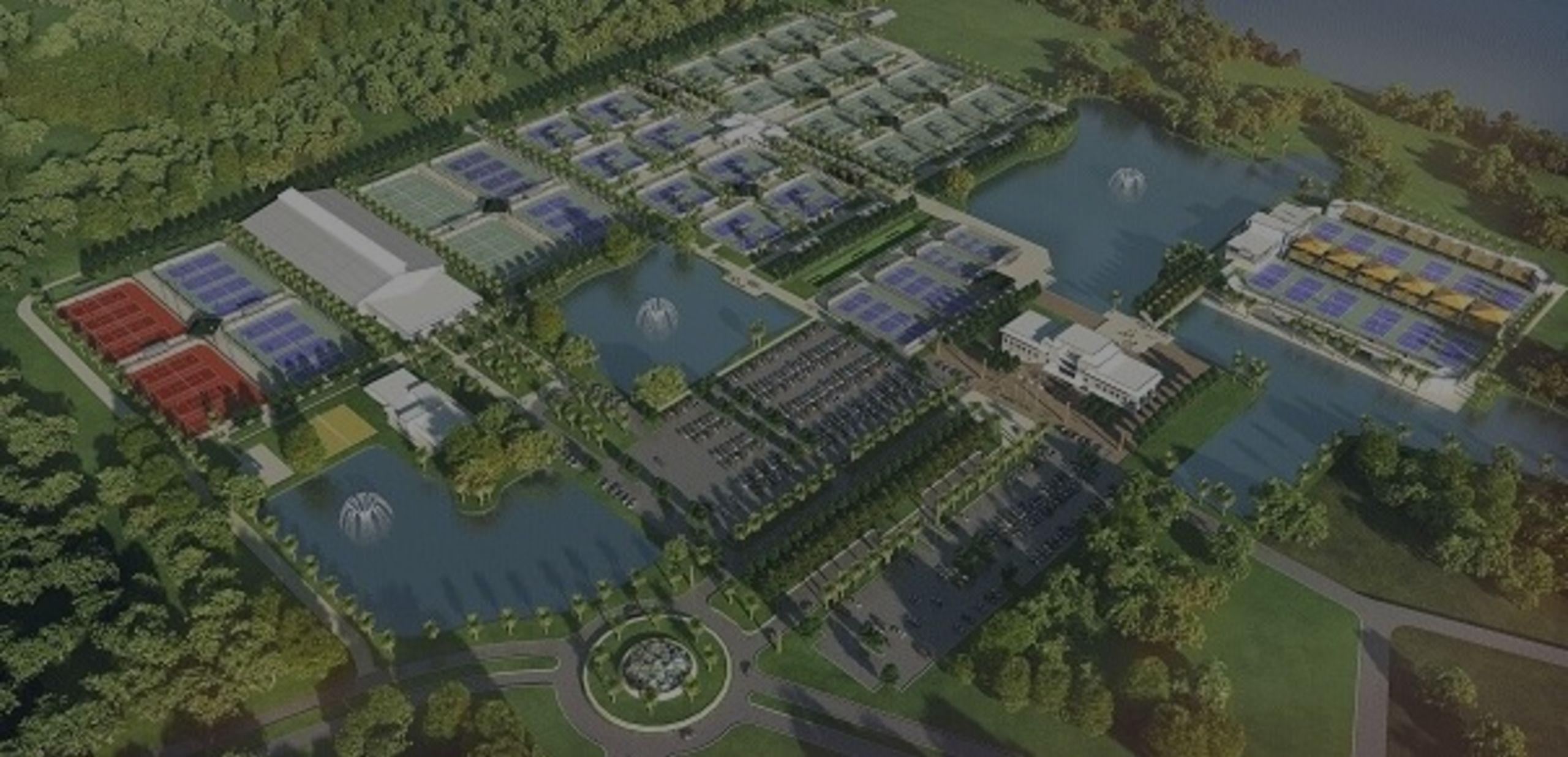 U.S.T.A. 64-acre facility in Lake Nona has opened!