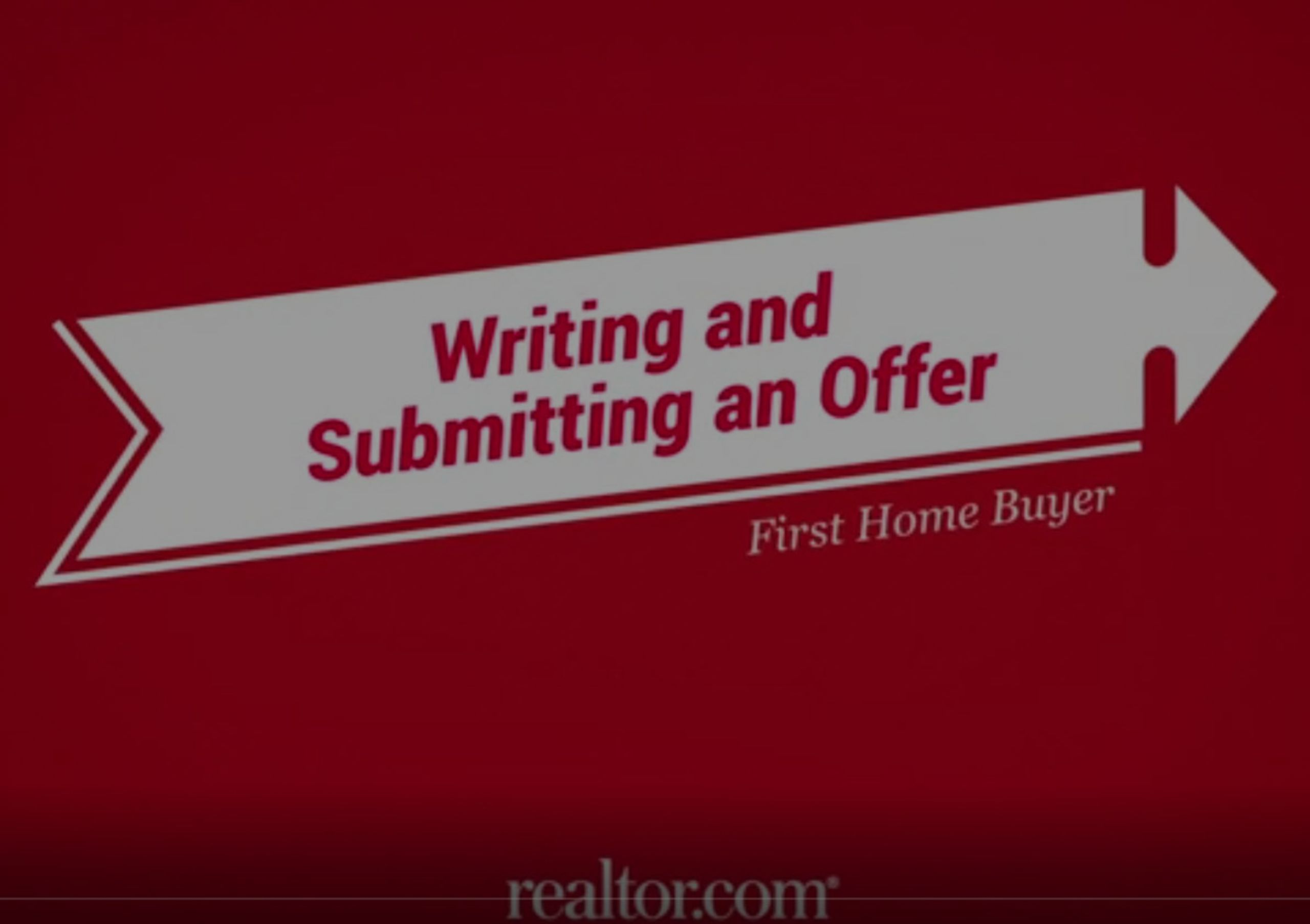 Step 3: Submitting an Offer