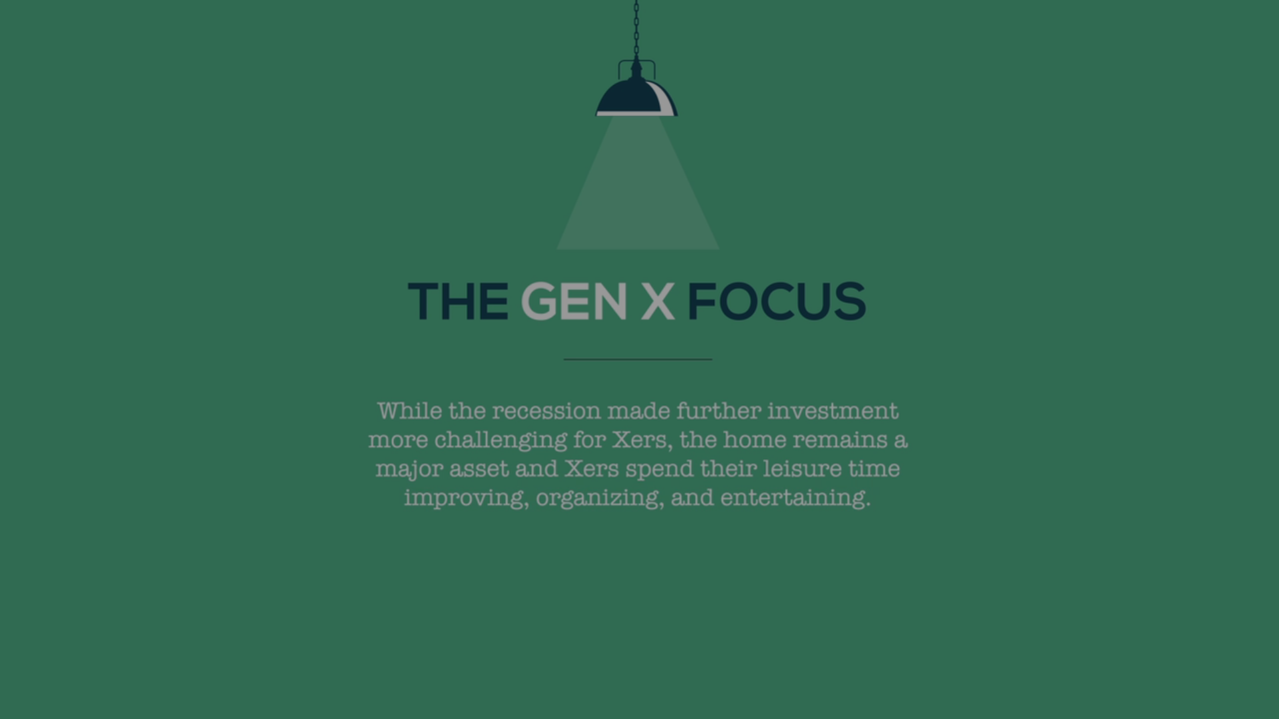 One Cool Thing (Gen X Focus)