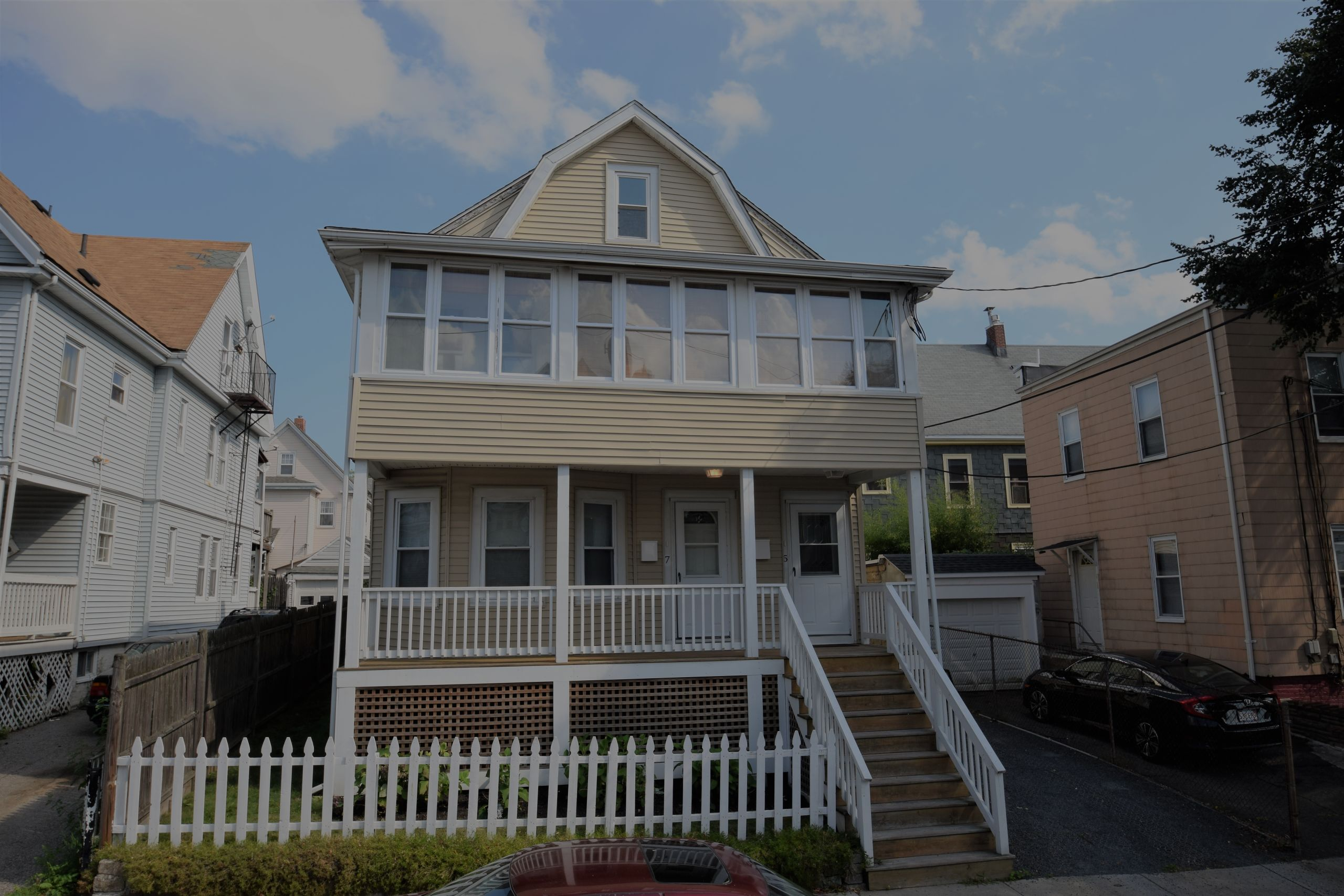 Just Sold! Somerville Two-Family Near Magoun Square