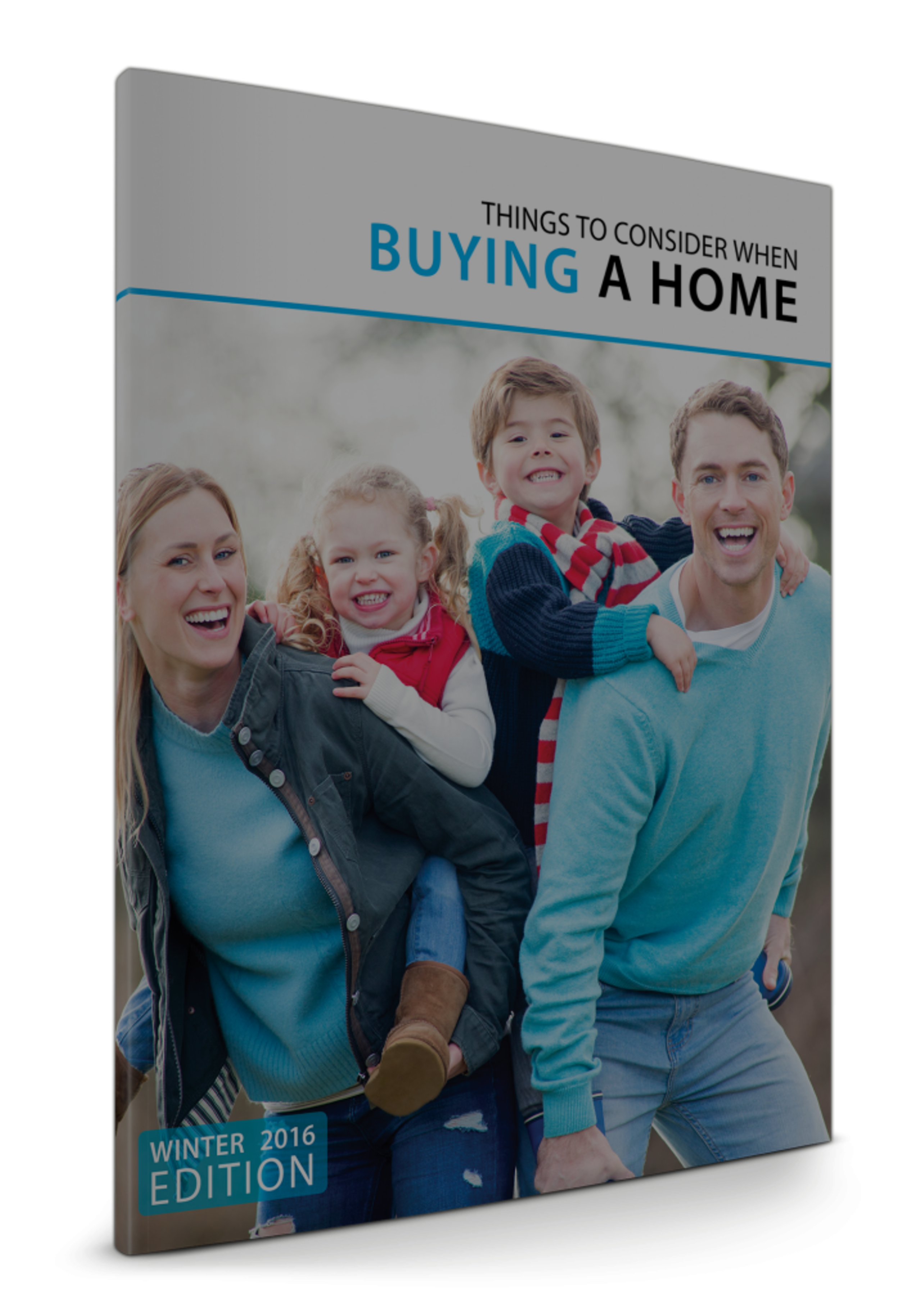 Are You Thinking About Buying a Home?