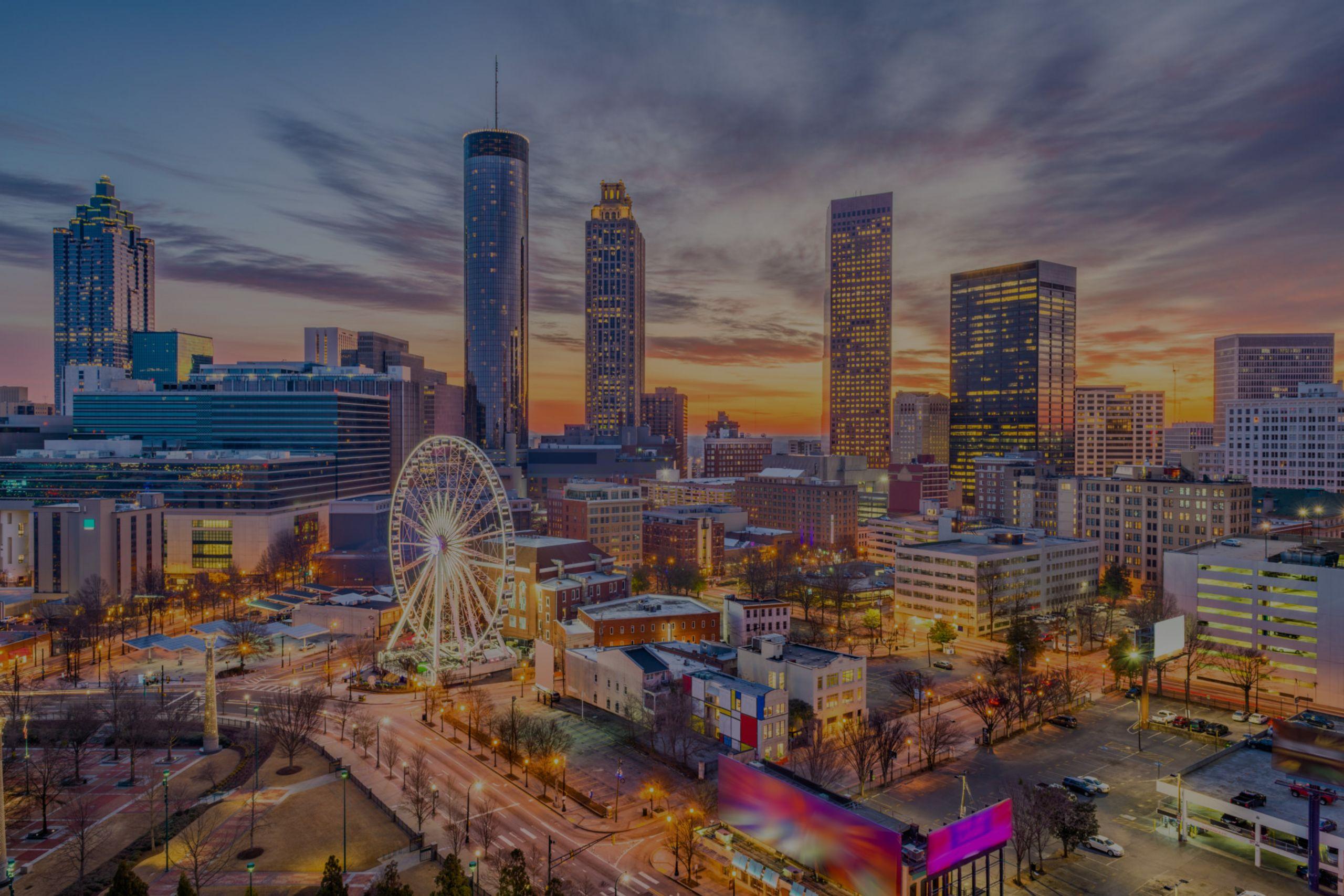Reasons To Live in Atlanta