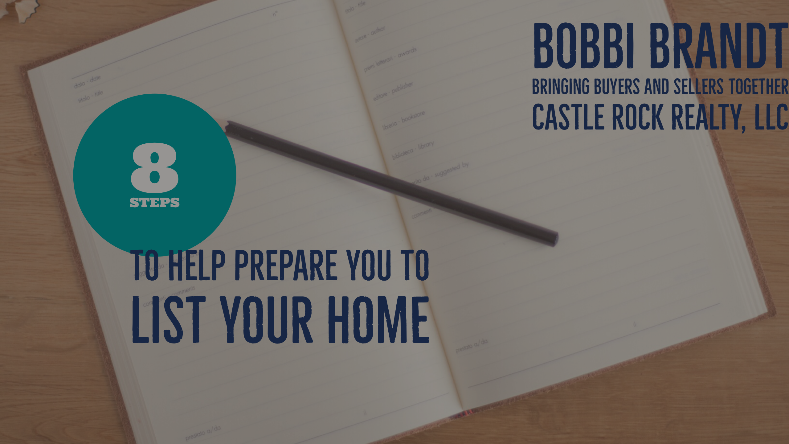Preparing to List Your Home in 8 Easy Steps